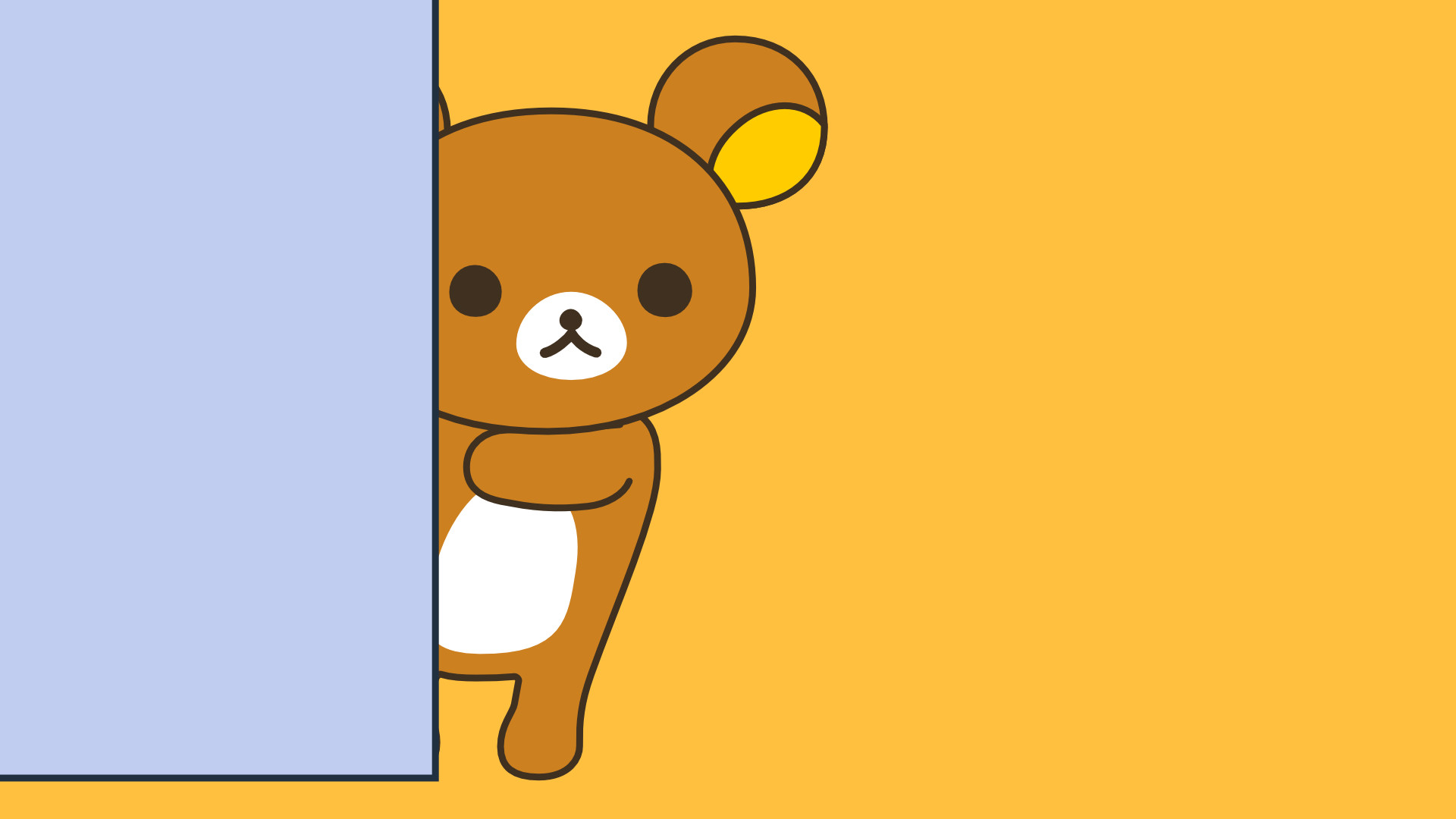 1920x1080 Rilakkuma Shop: Free Kawaii Rilakkuma Wallpaper (from San-X ..