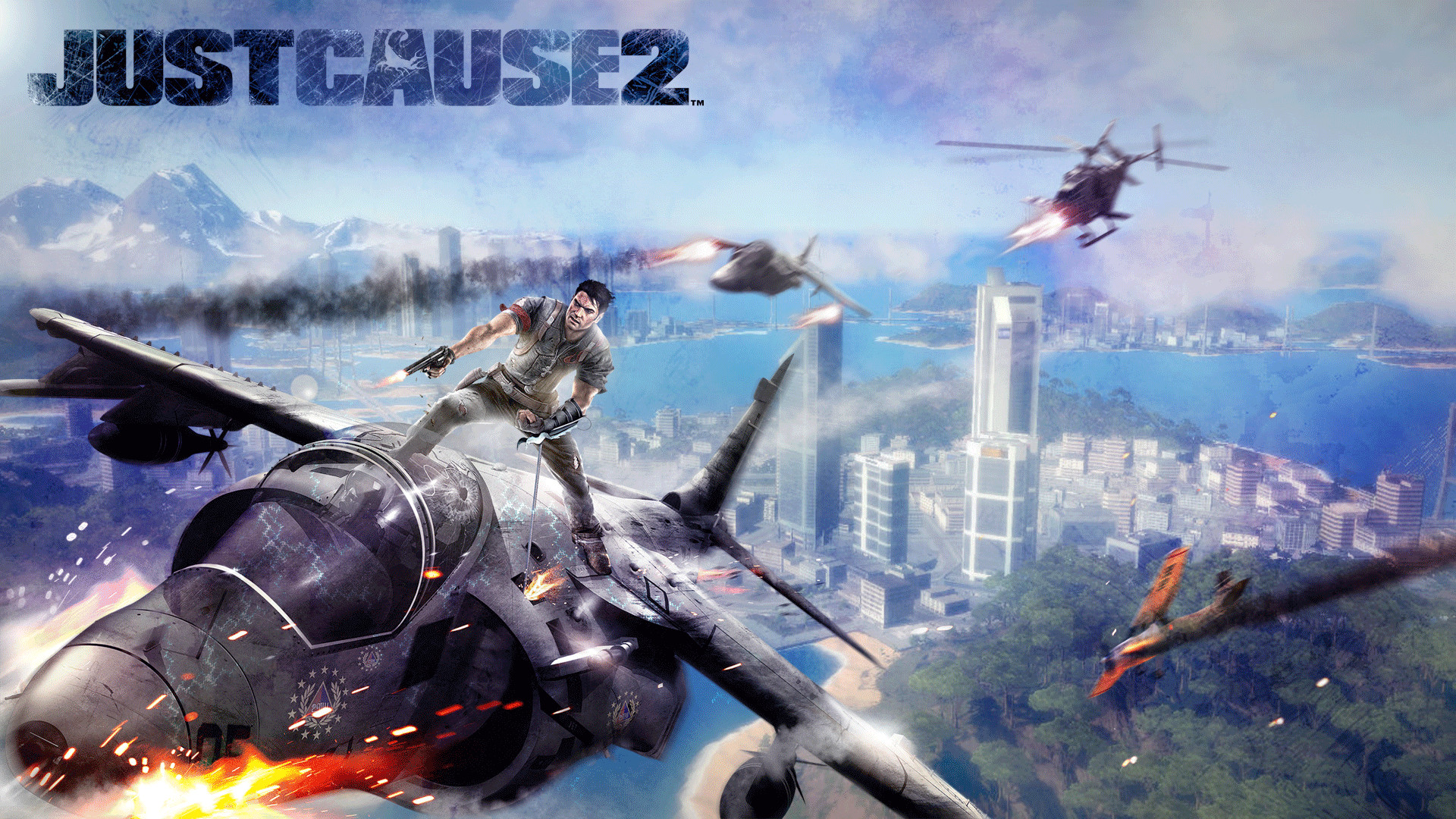 Just Cause 4 Wallpaper: Just Cause 2 Wallpapers (68+ Images
