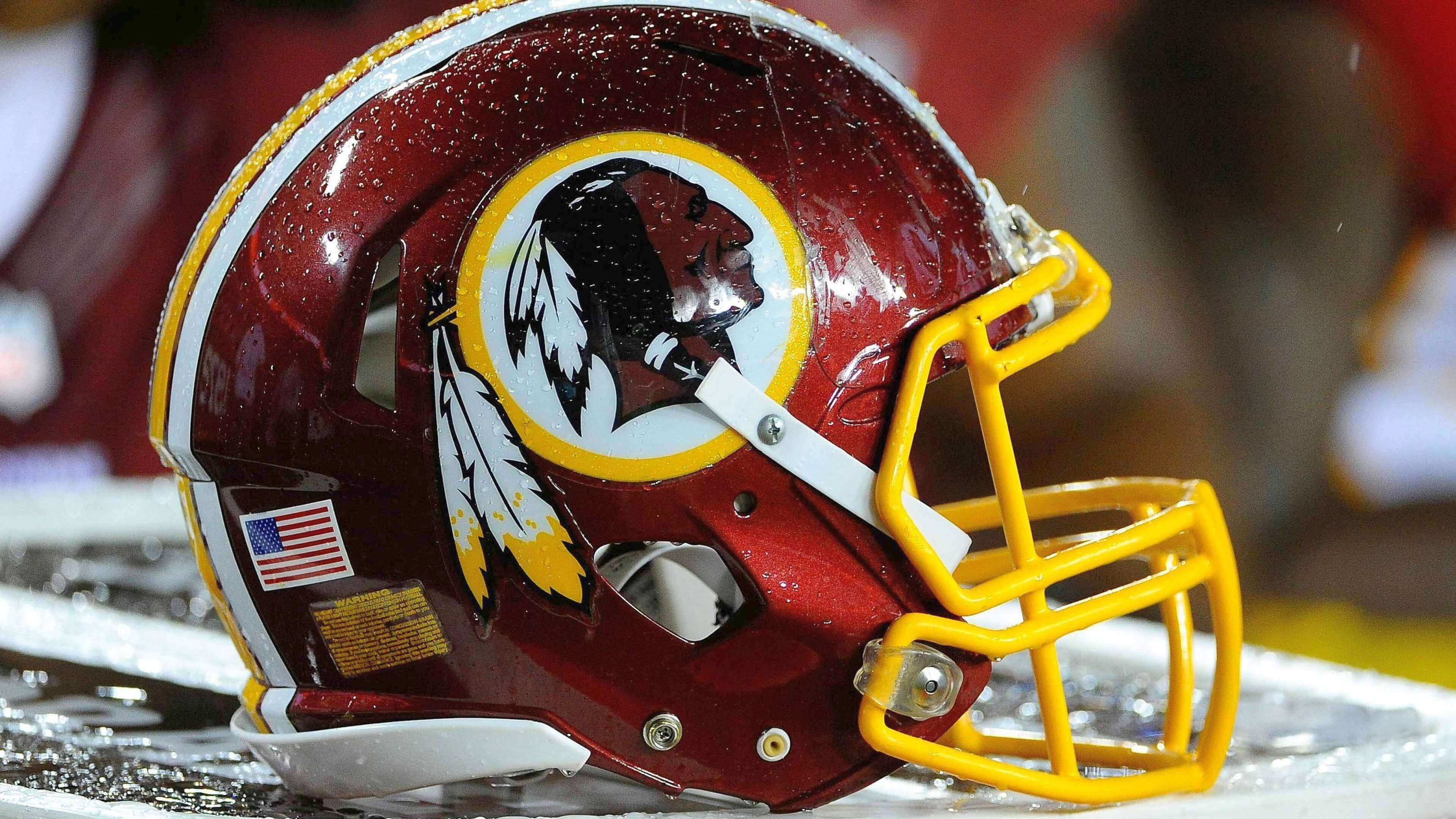 3840x2160 Washington Redskins Helmet Images Ultra HD 4K