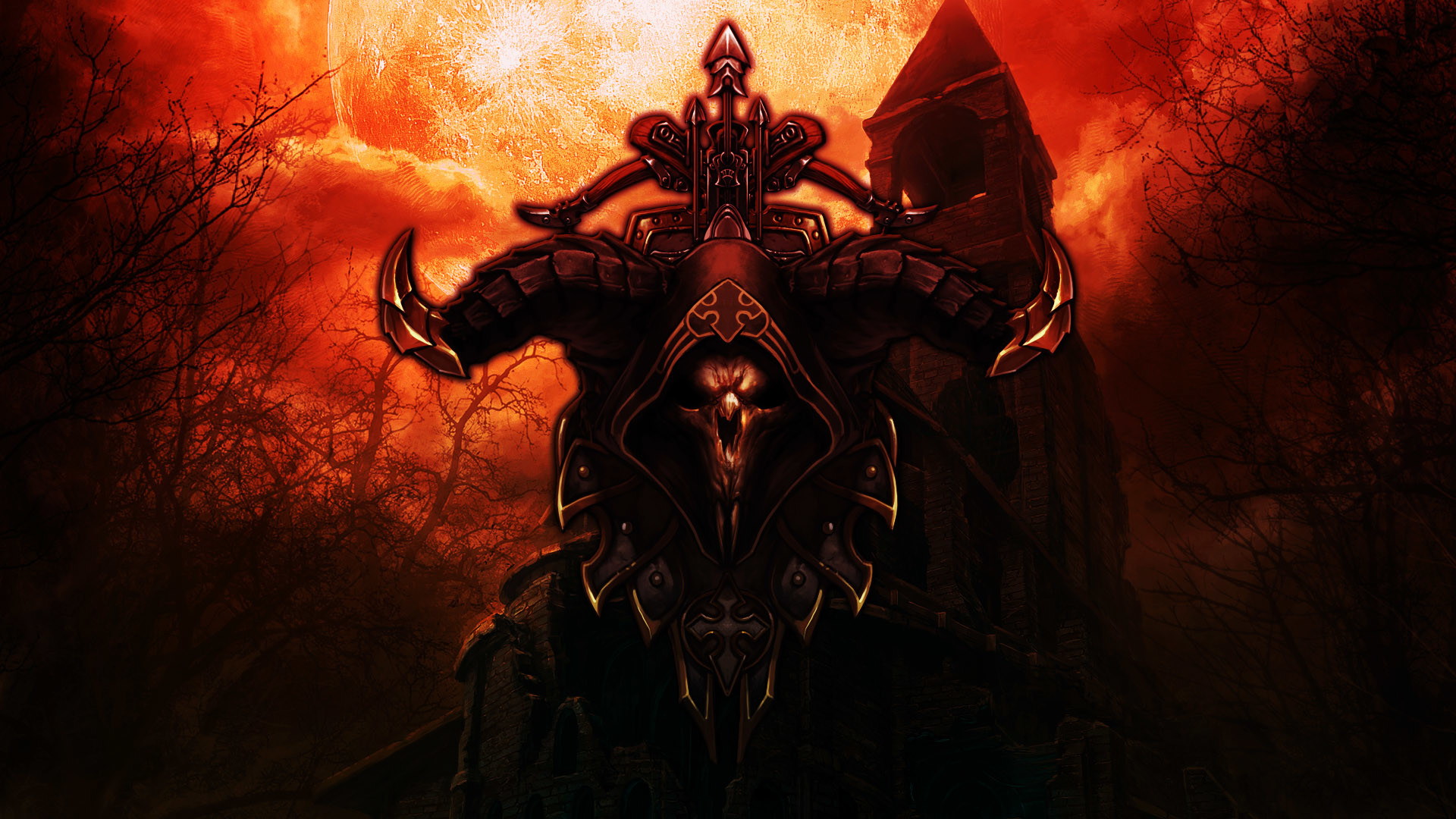 Demons Wallpapers Wallpaper