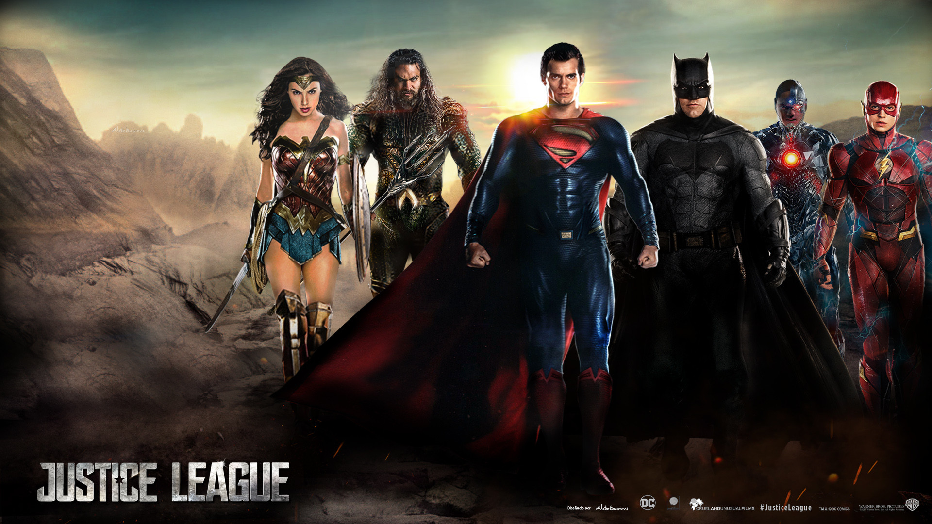 1920x1080 Justice League Movie Wallpaper 3 by SaintAldebaran Justice League Movie  Wallpaper 3 by SaintAldebaran