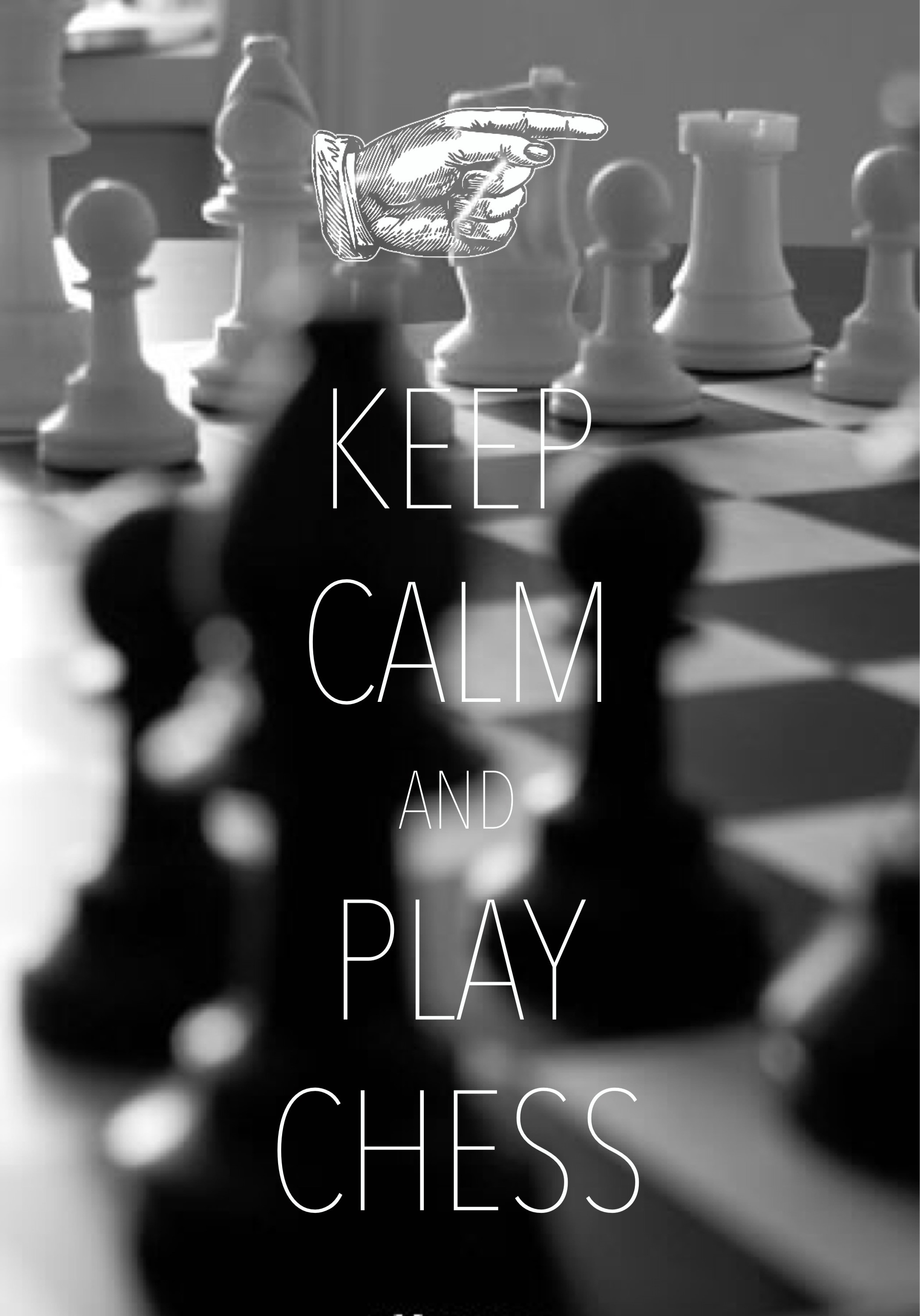 2097x3000 keep calm and play chess / created with Keep Calm and Carry On for iOS #
