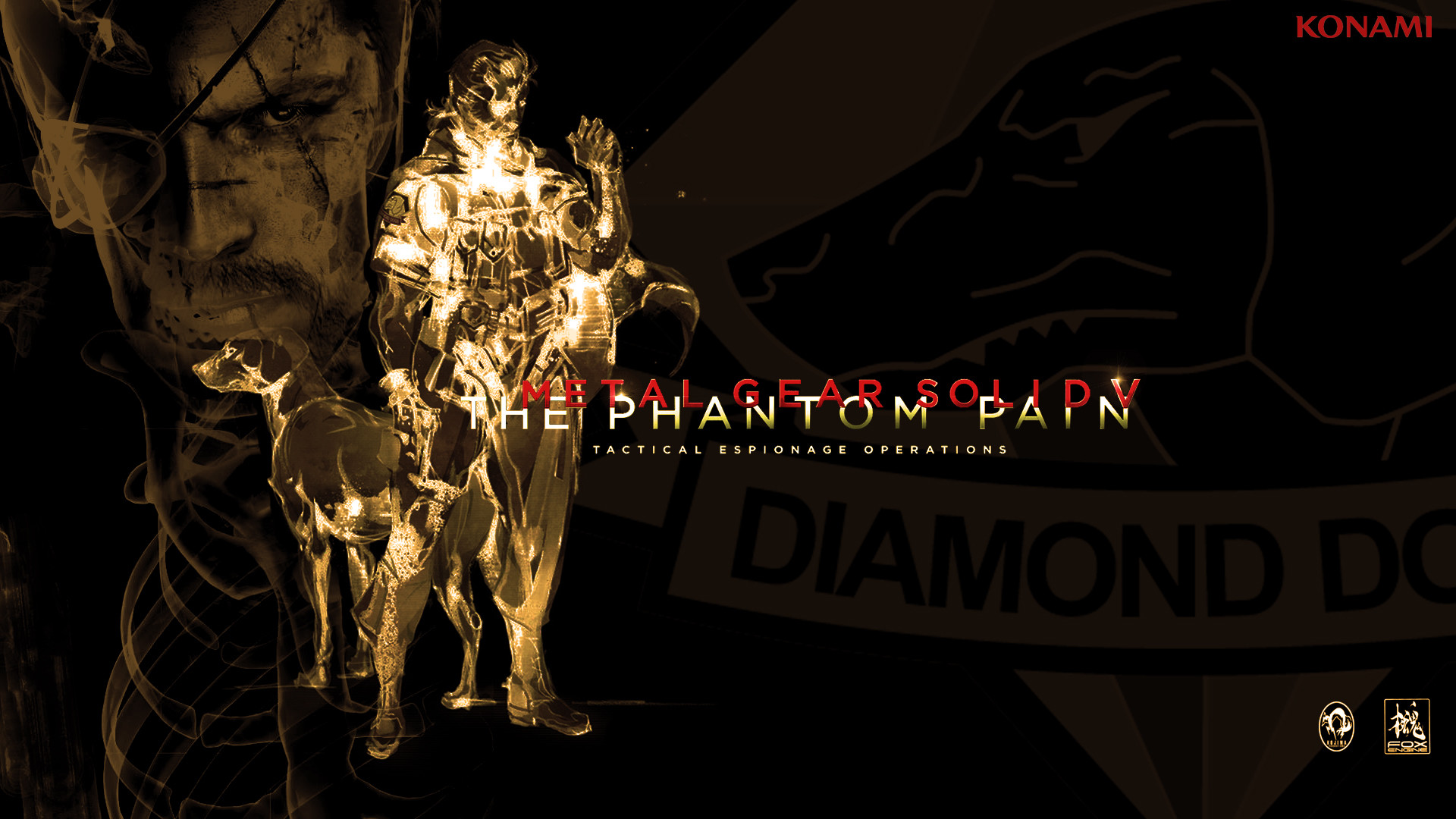 Metal Gear Solid Background (70+ Images