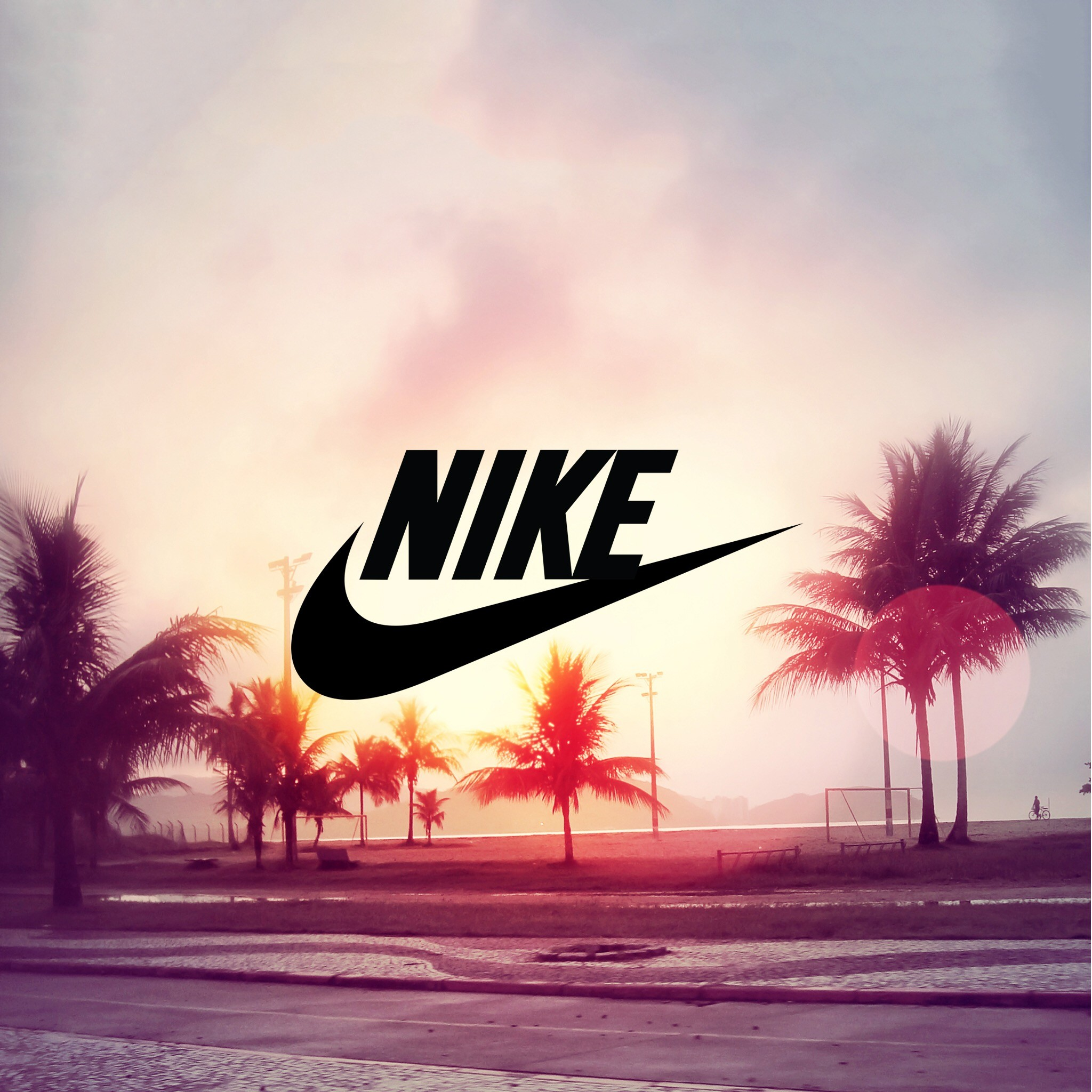 2048x2048 Go places while u still have time... Nike WallpaperNike ...