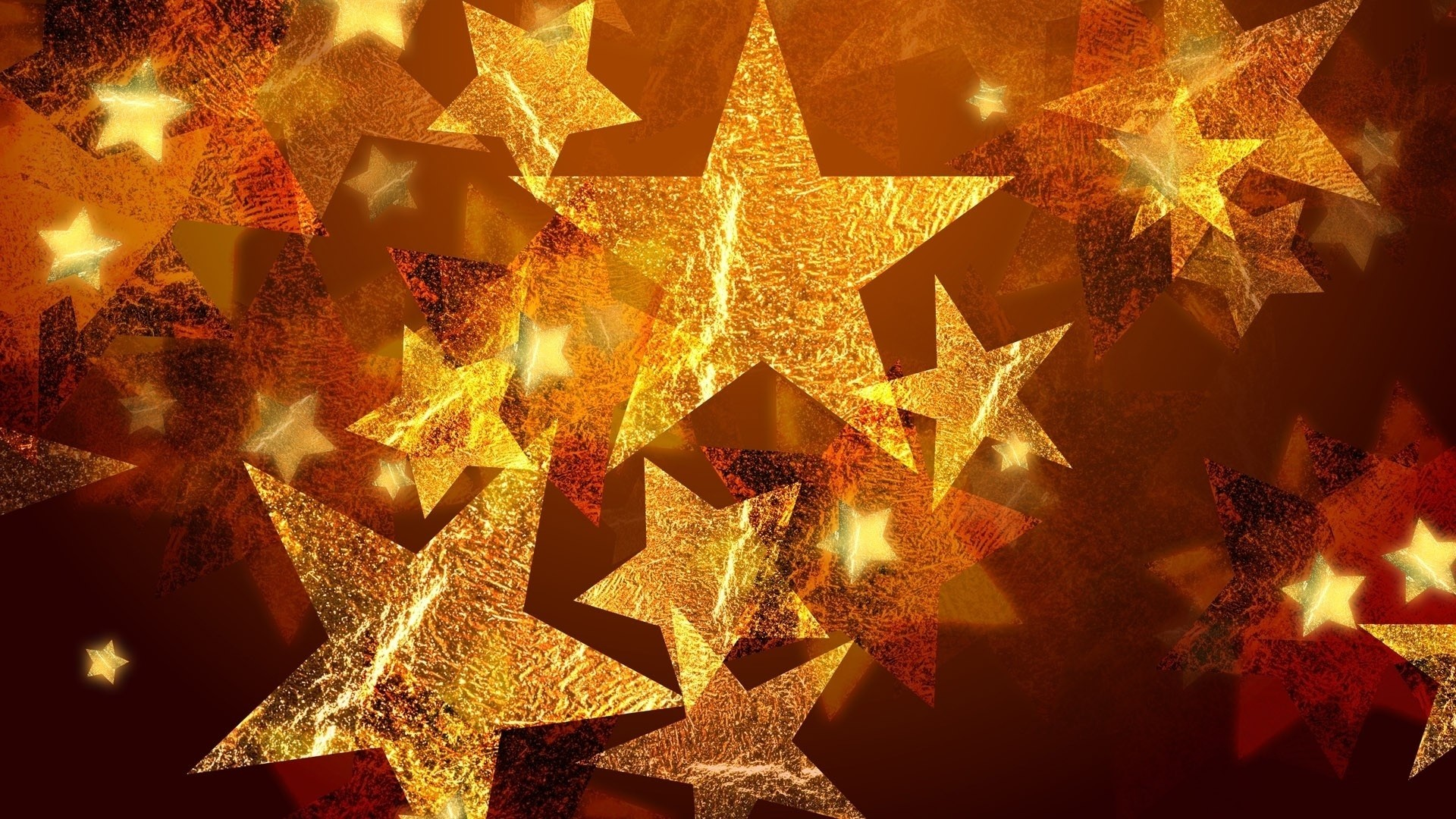 1920x1080 Gold Star Background. . Good Abstract Wallpapers