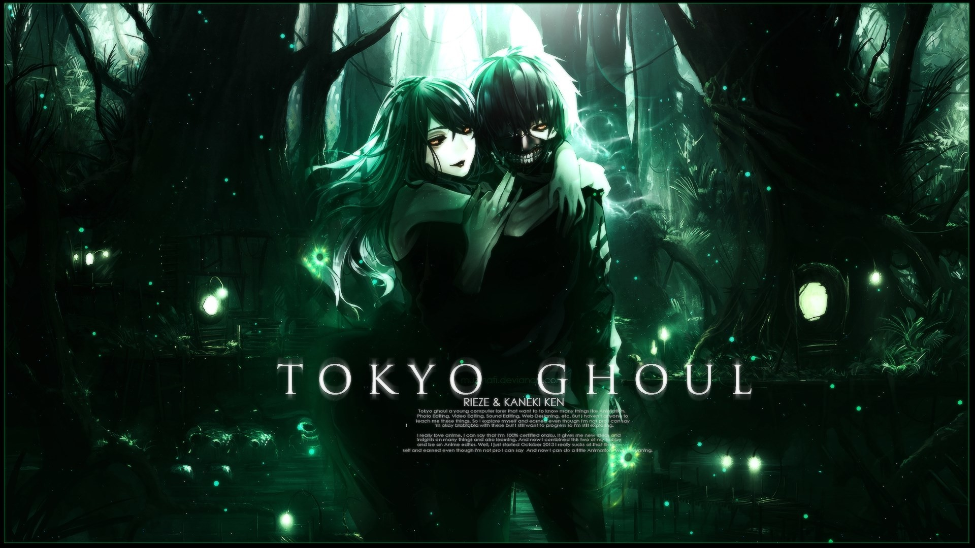 Tokyo Ghoul Wallpapers HD 63 Images