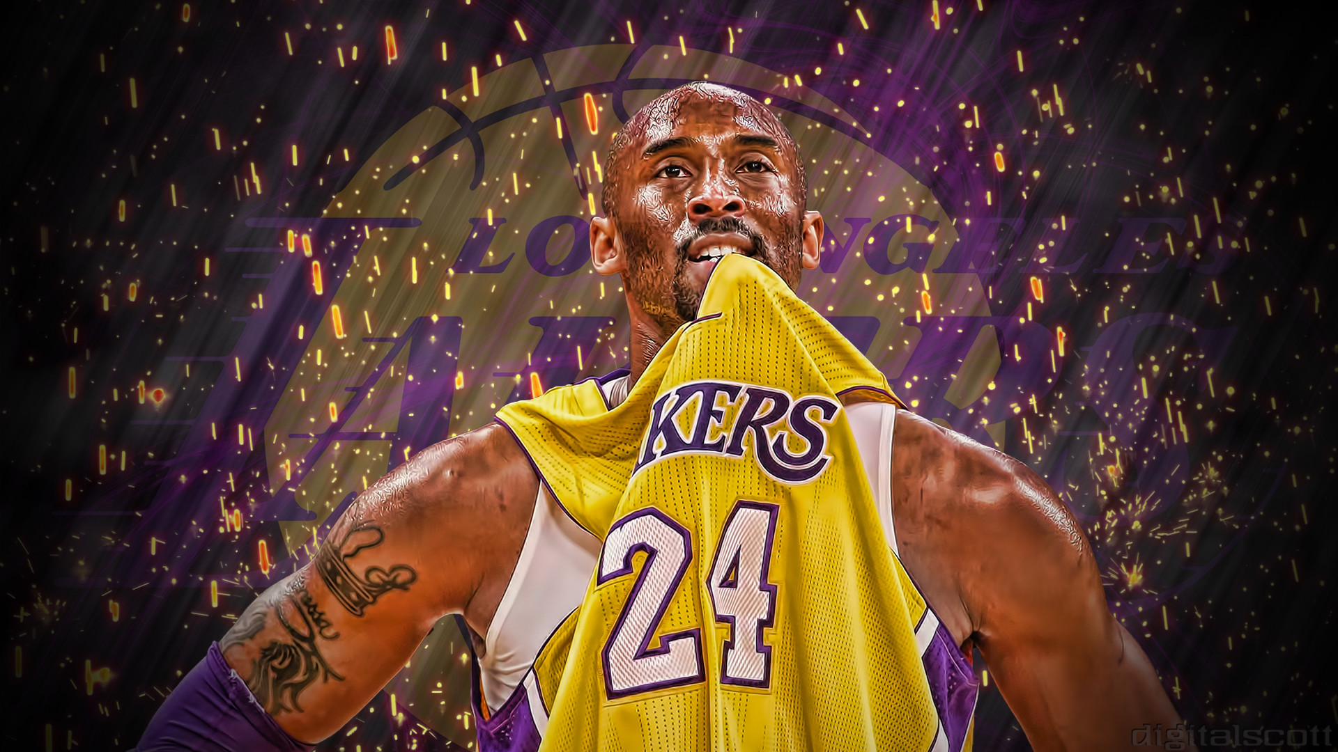 Kobe bryant dunk wallpaper 70 images - Kobe bryant wallpaper free download ...