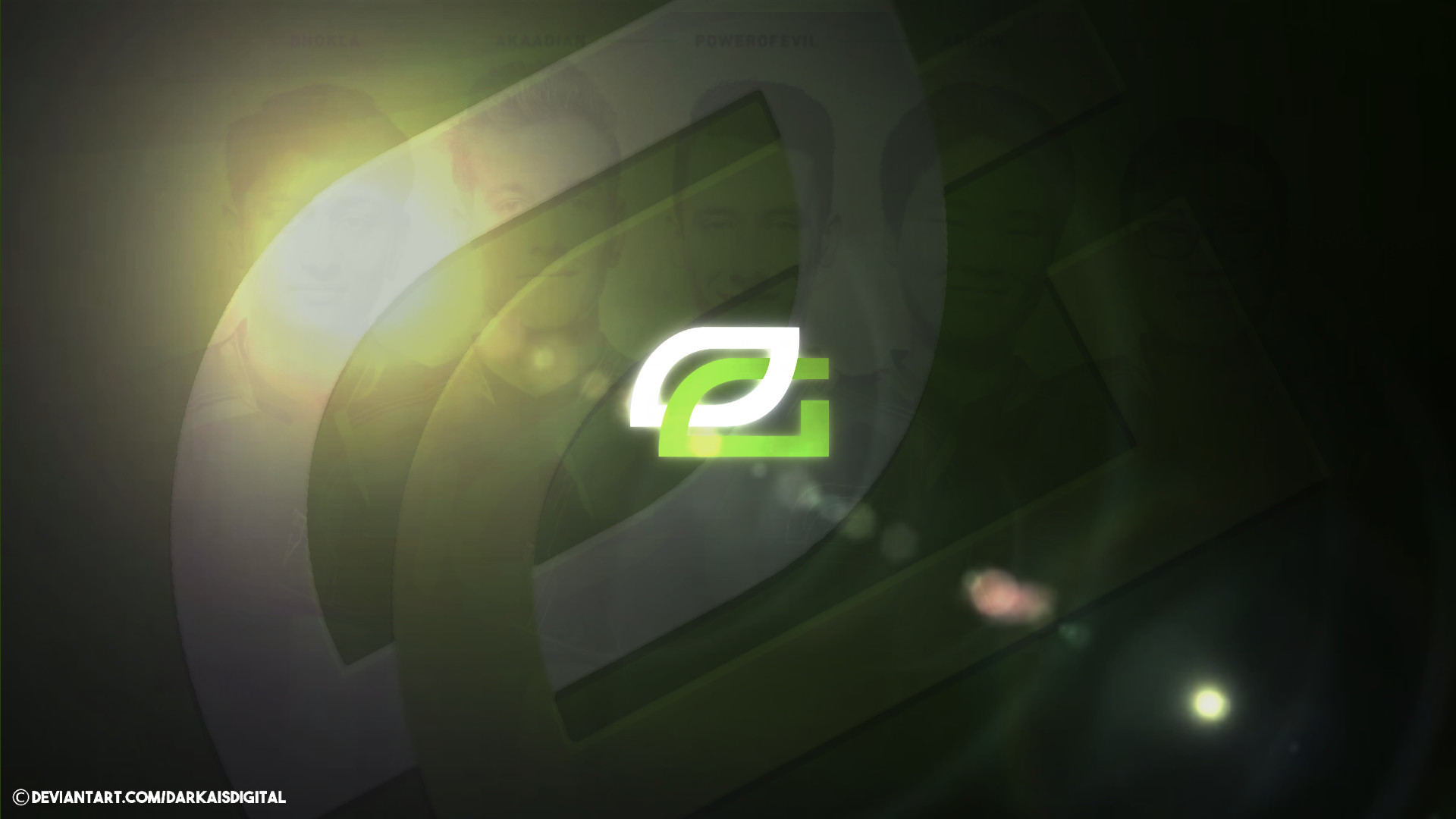1920x1080 Memorial Wallpaper for Optic Gaming LoL Team