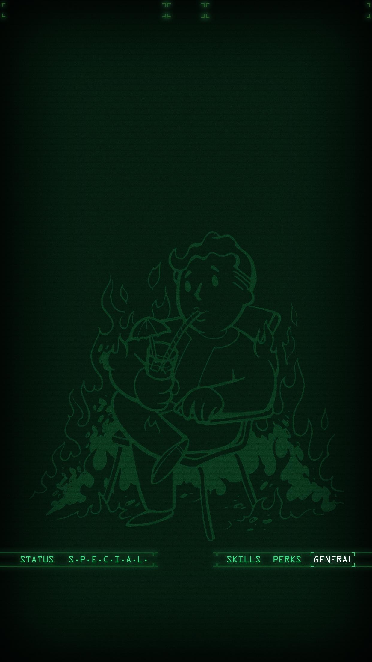 1242x2208 pip-boy-wallpaper-1242×2208-for-WTG30812967