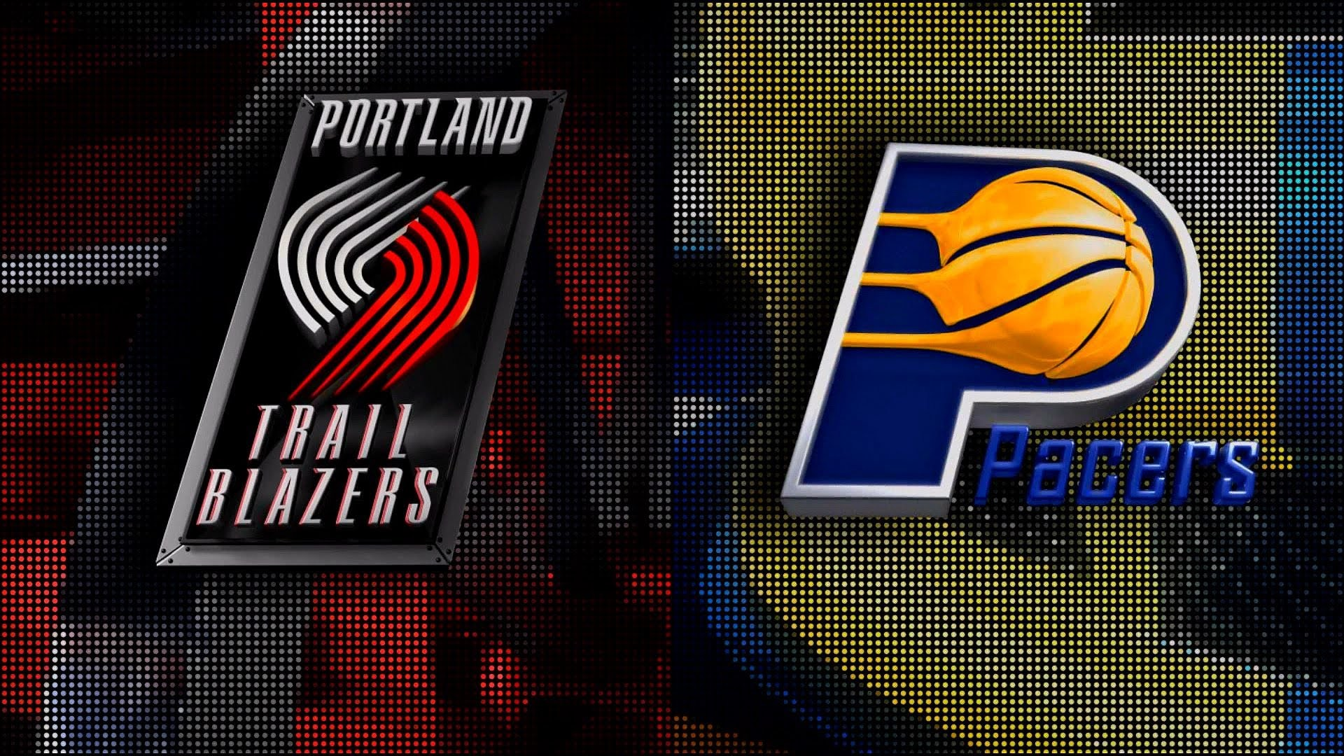1920x1080 PS4: NBA 2K16 - Portland Trail Blazers vs. Indiana Pacers [1080p 60 FPS]