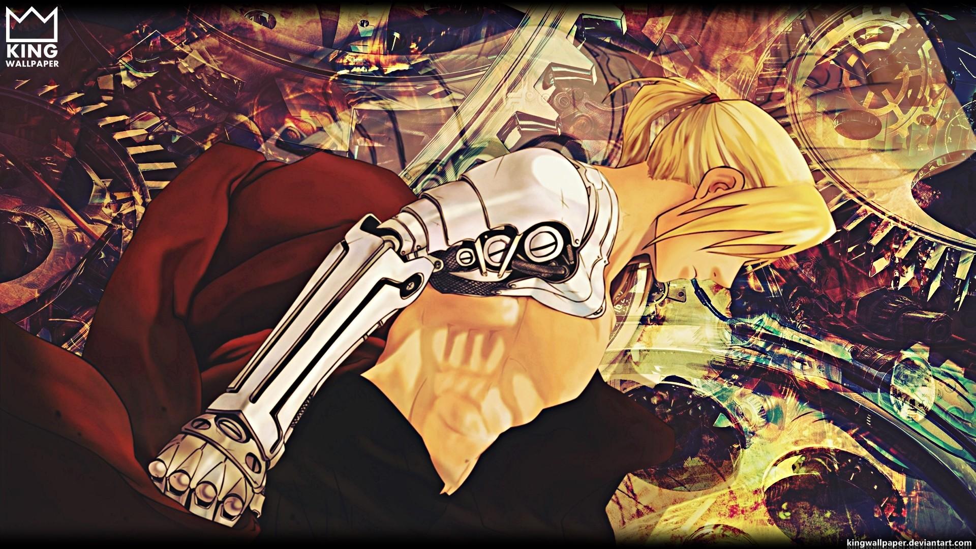 Fullmetal Alchemist HD Wallpaper 2560x1440