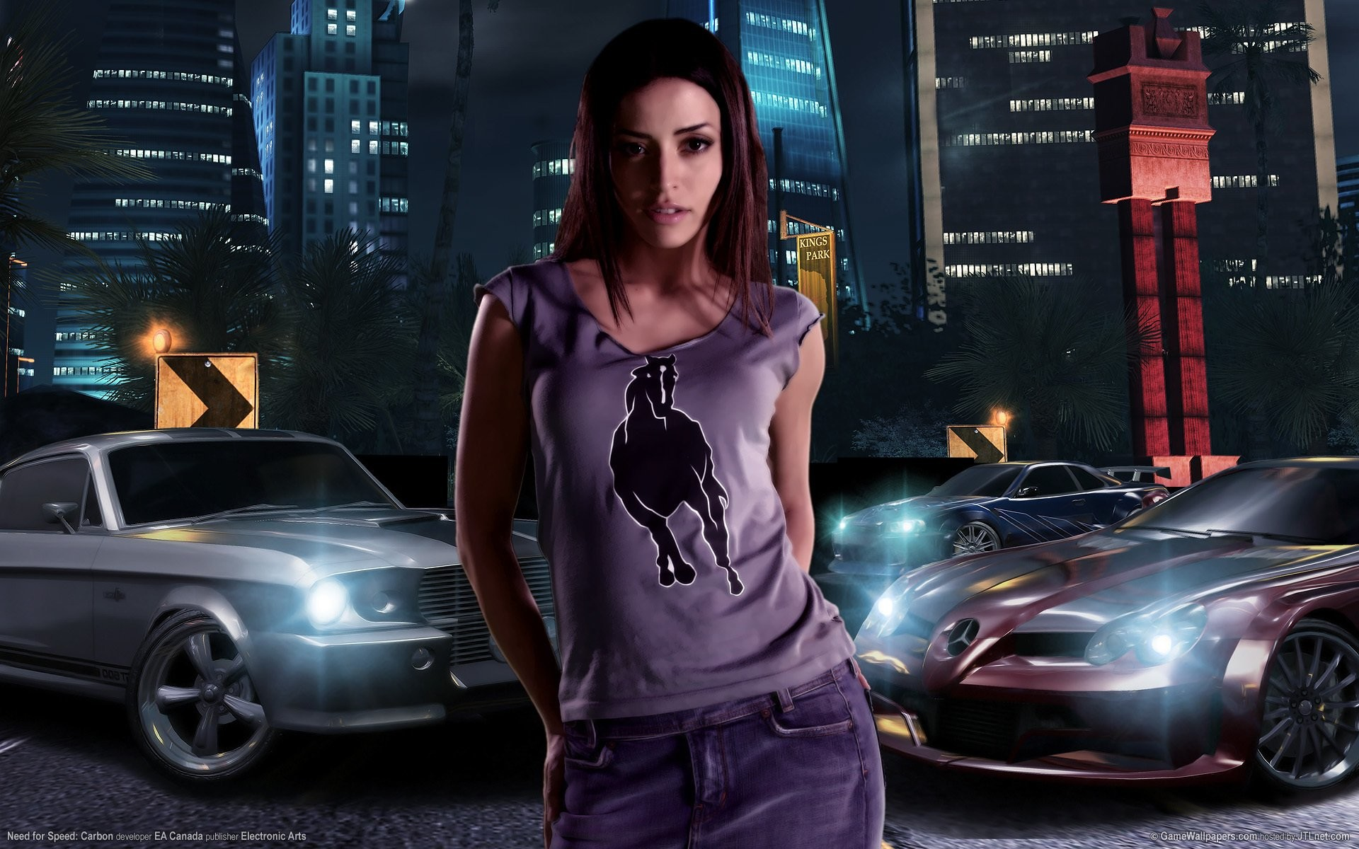 1920x1200 HD Wallpaper | Background ID:340245.  Video Game Need for Speed:  Carbon