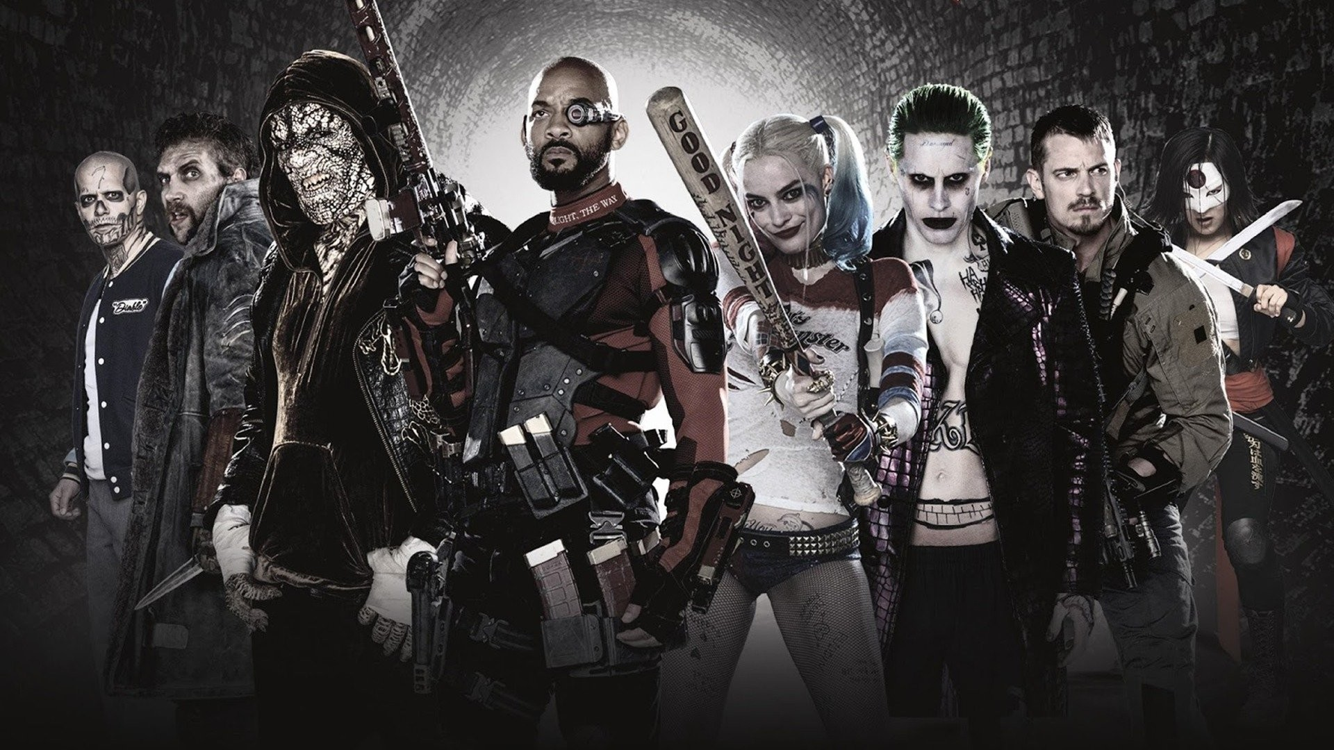 1920x1080 HD Wallpaper | Background ID:725786.  Movie Suicide Squad