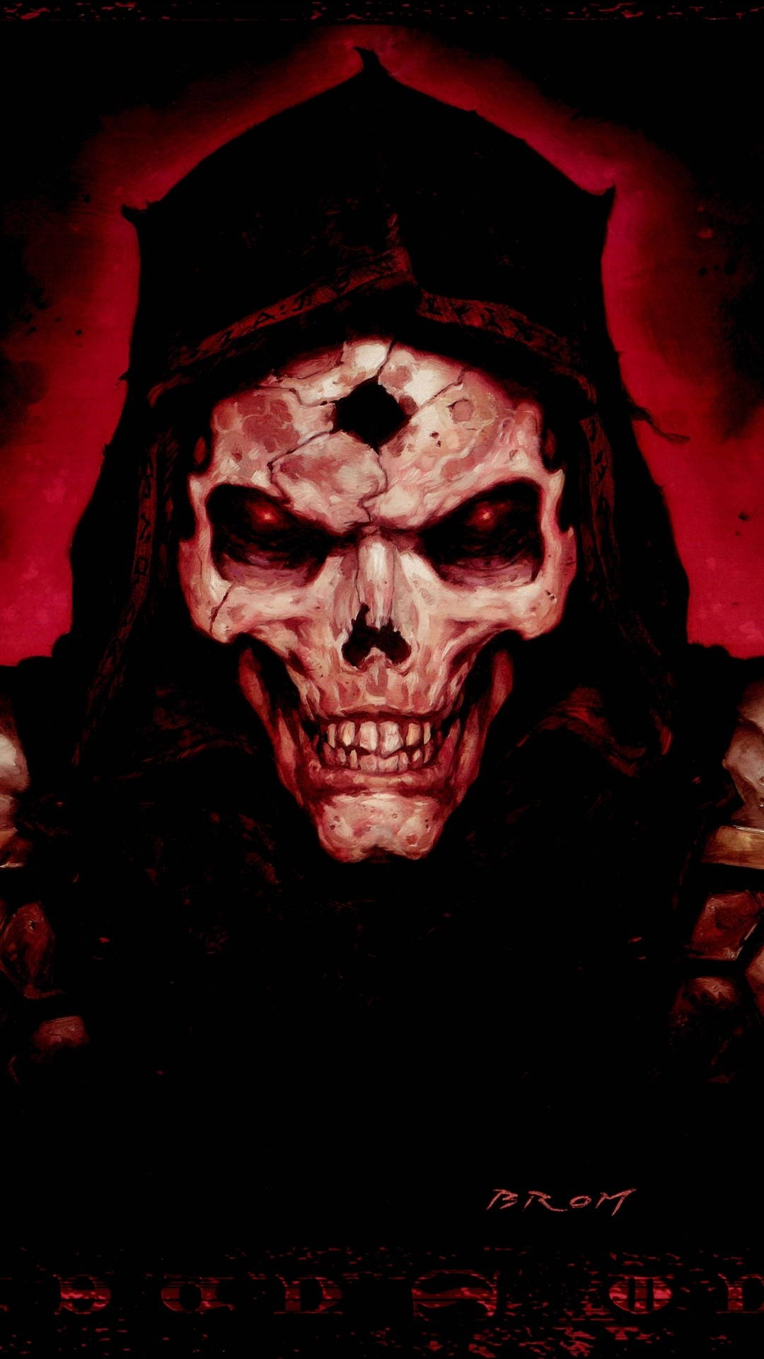HD Skull Wallpapers 1080p (55+ images)