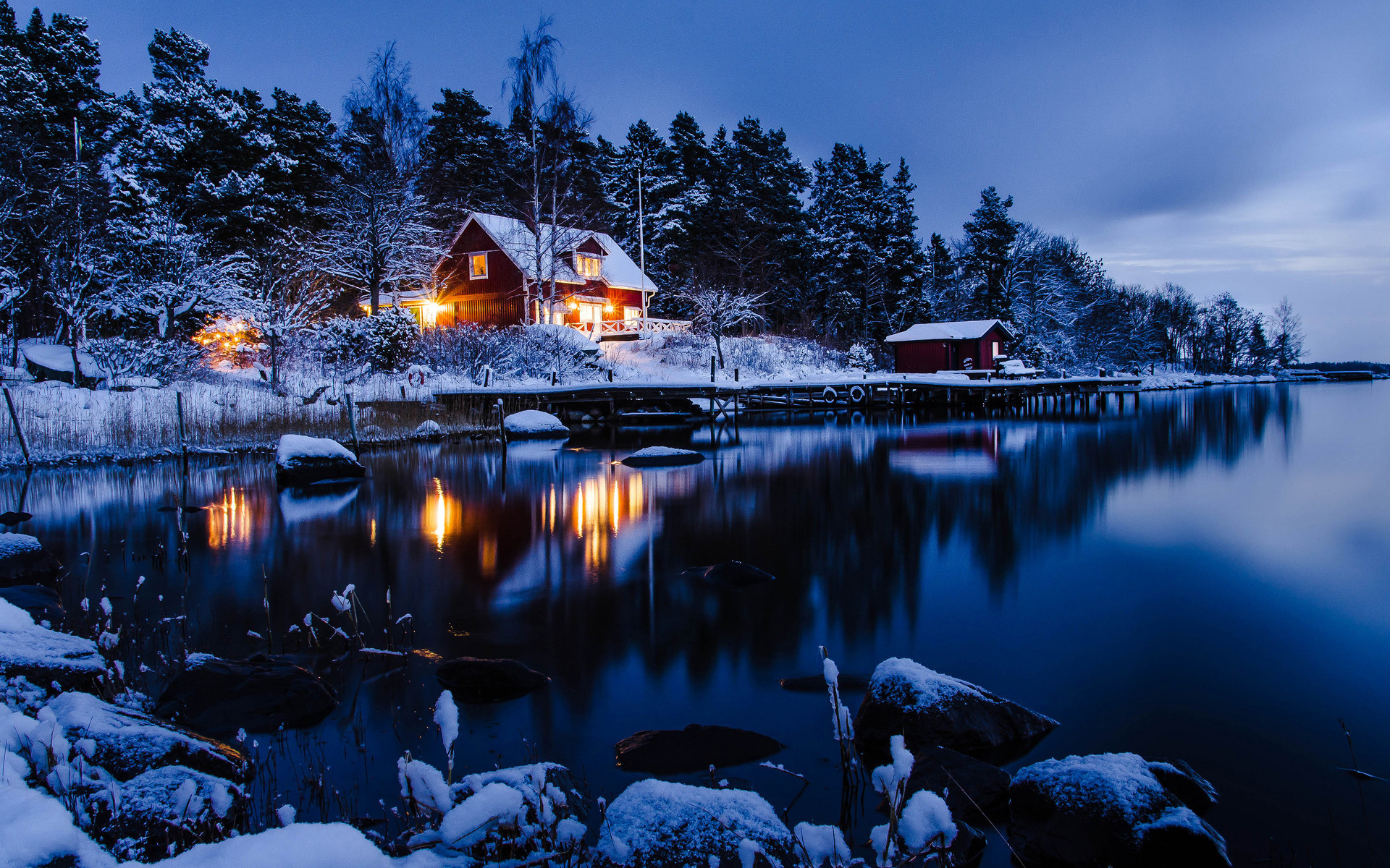 Snow Wallpapers 1920x1080 Full Hd: Beautiful Winter Wallpapers (60+ Images