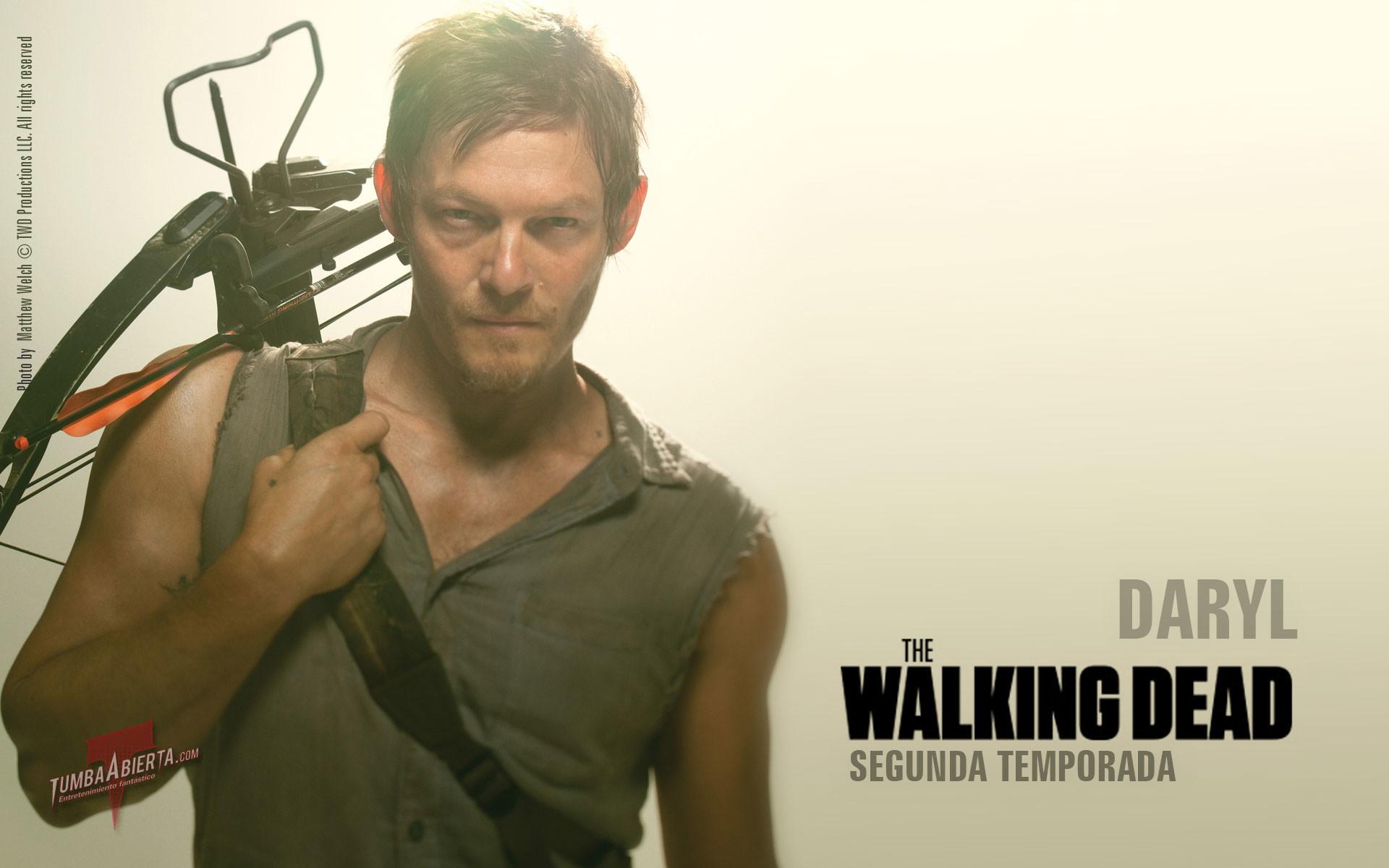 1920x1200 Daryl The Walking Dead