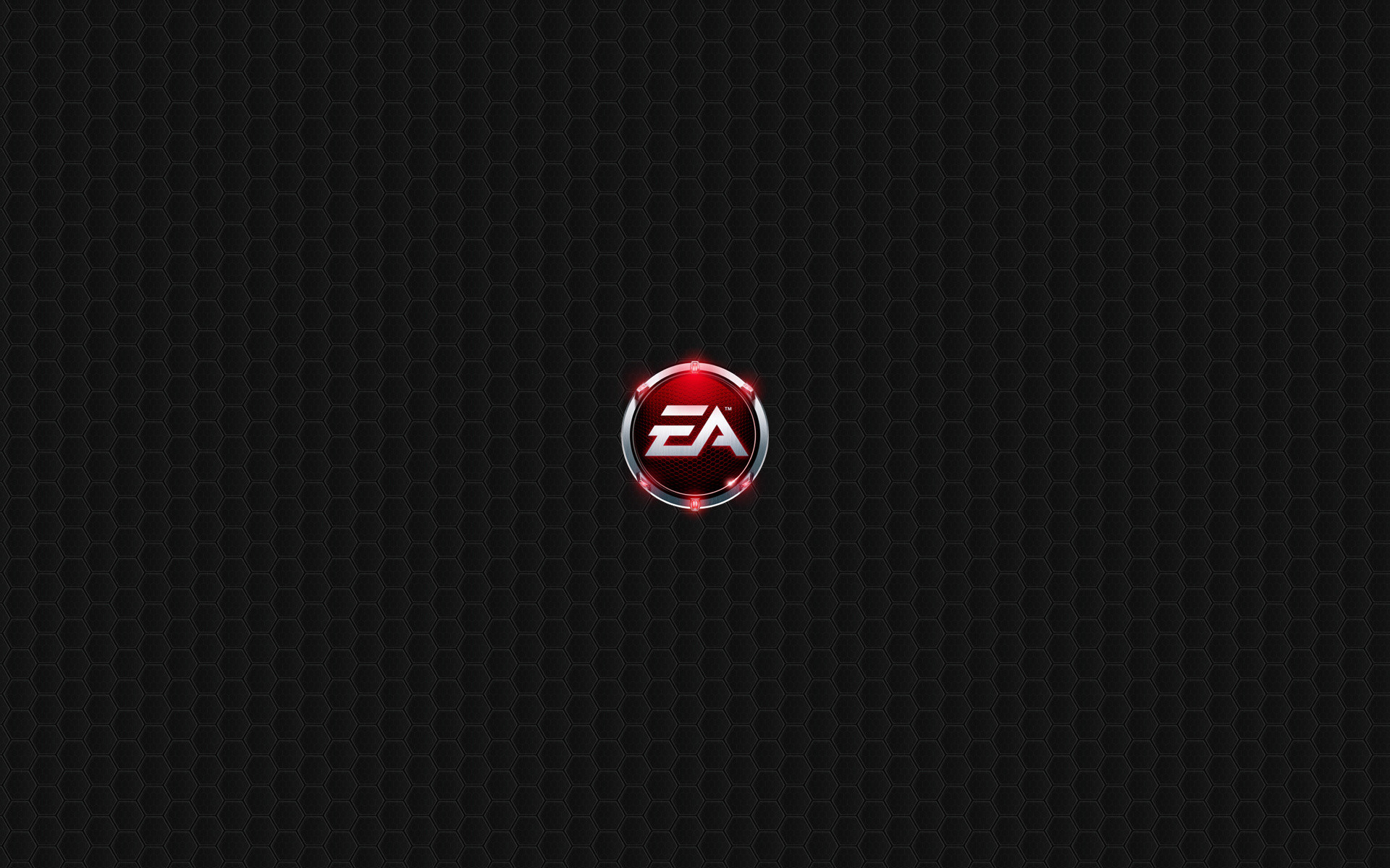 1920x1200 EA Sports Logo Background Desktop Wallpaper, Size:  .