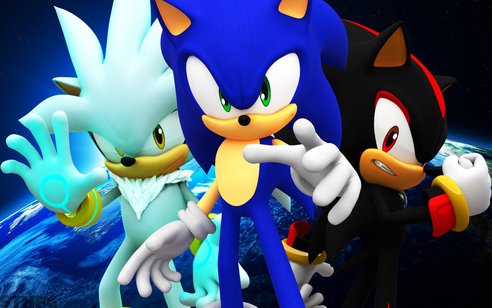 Sonic Wallpaper 72 Images