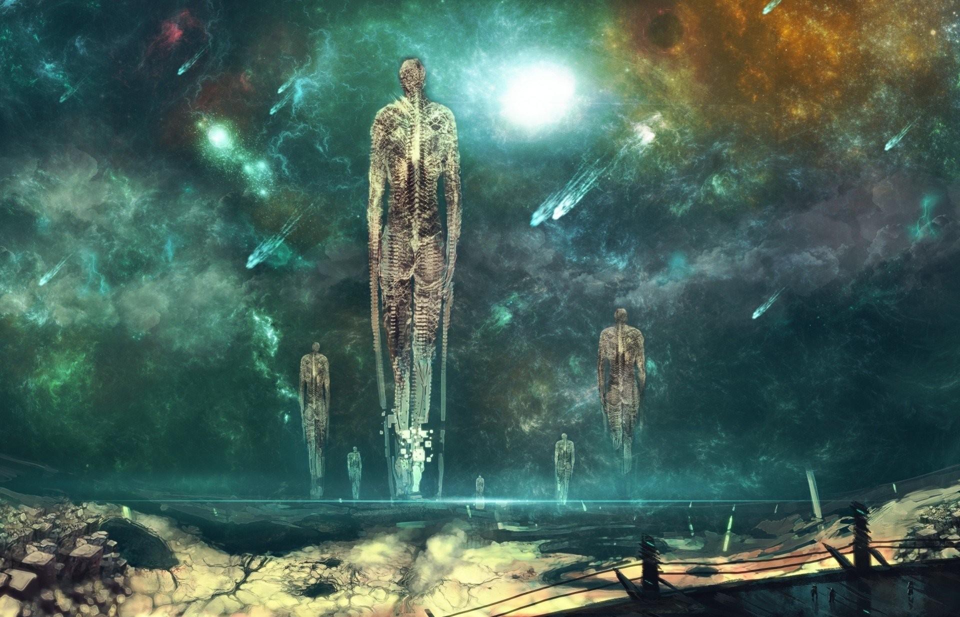 Alien Landscapes Wallpaper 71 Images