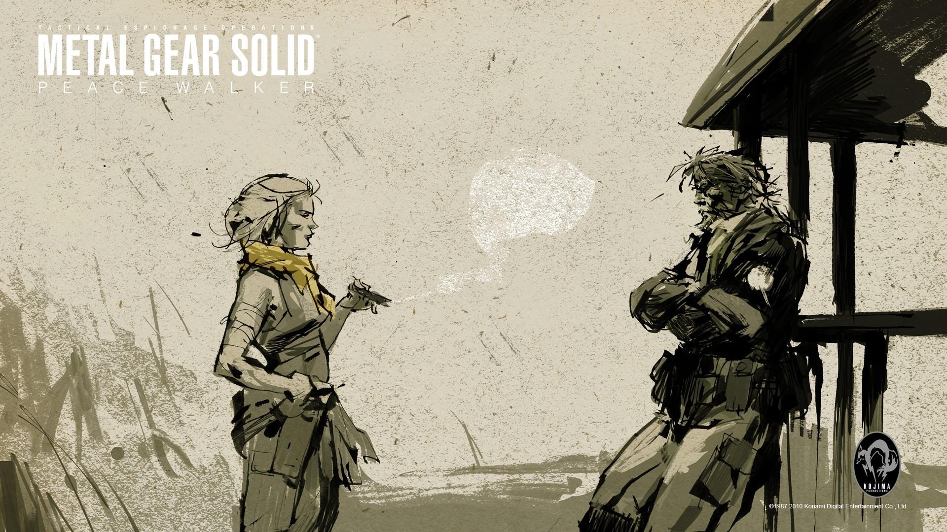 Metal Gear Solid 2 Wallpaper: Metal Gear Solid HD Wallpapers (66+ Images