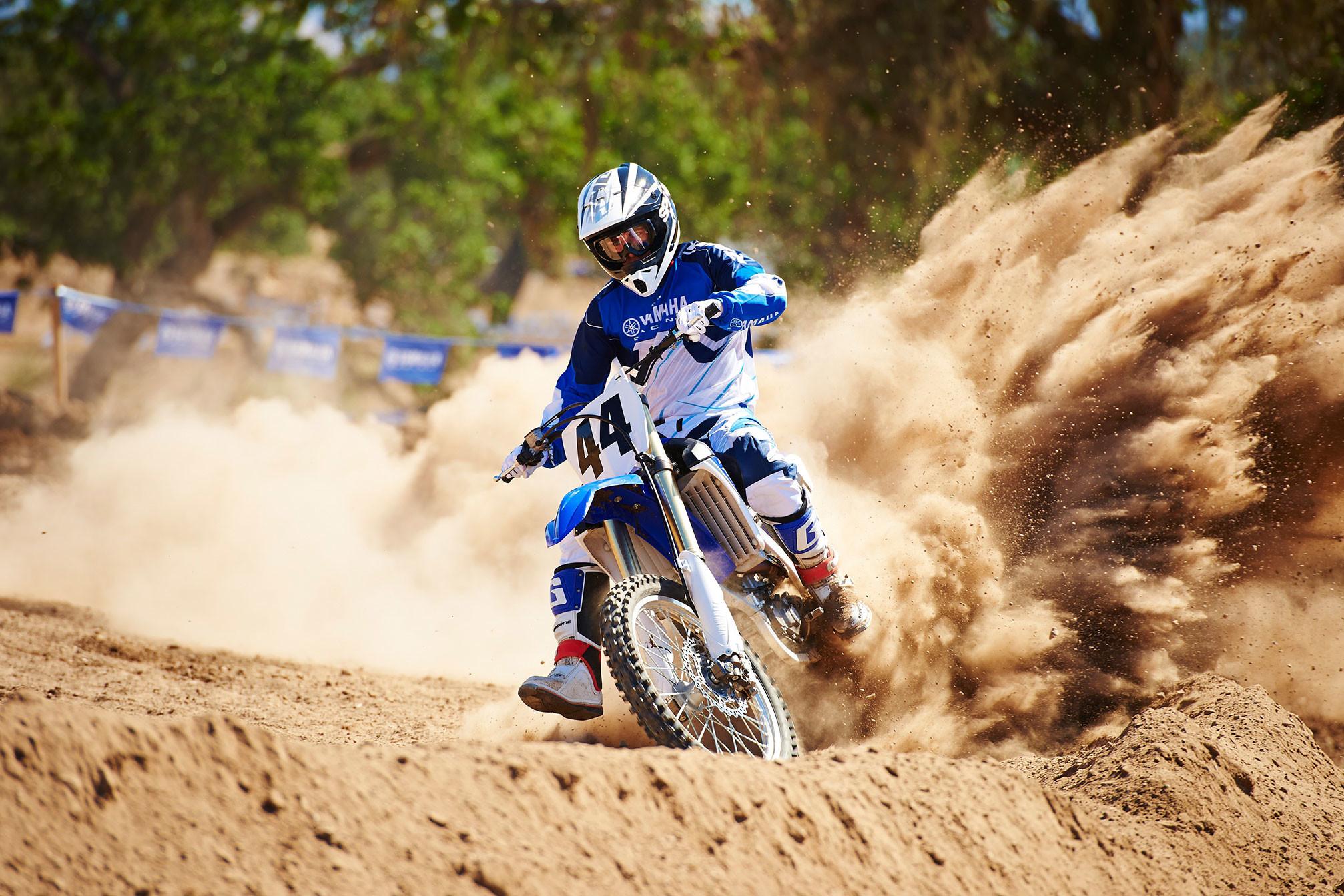 Dirt Bikes Hd Wallpapers: Yamaha Dirt Bike Wallpaper (64+ Images