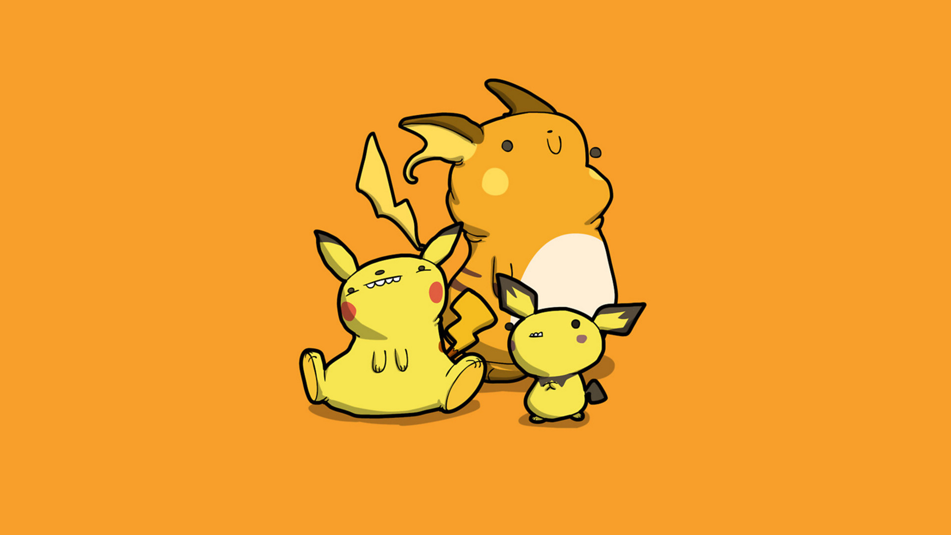 Pikachu Wallpapers for Computer (64+ images)