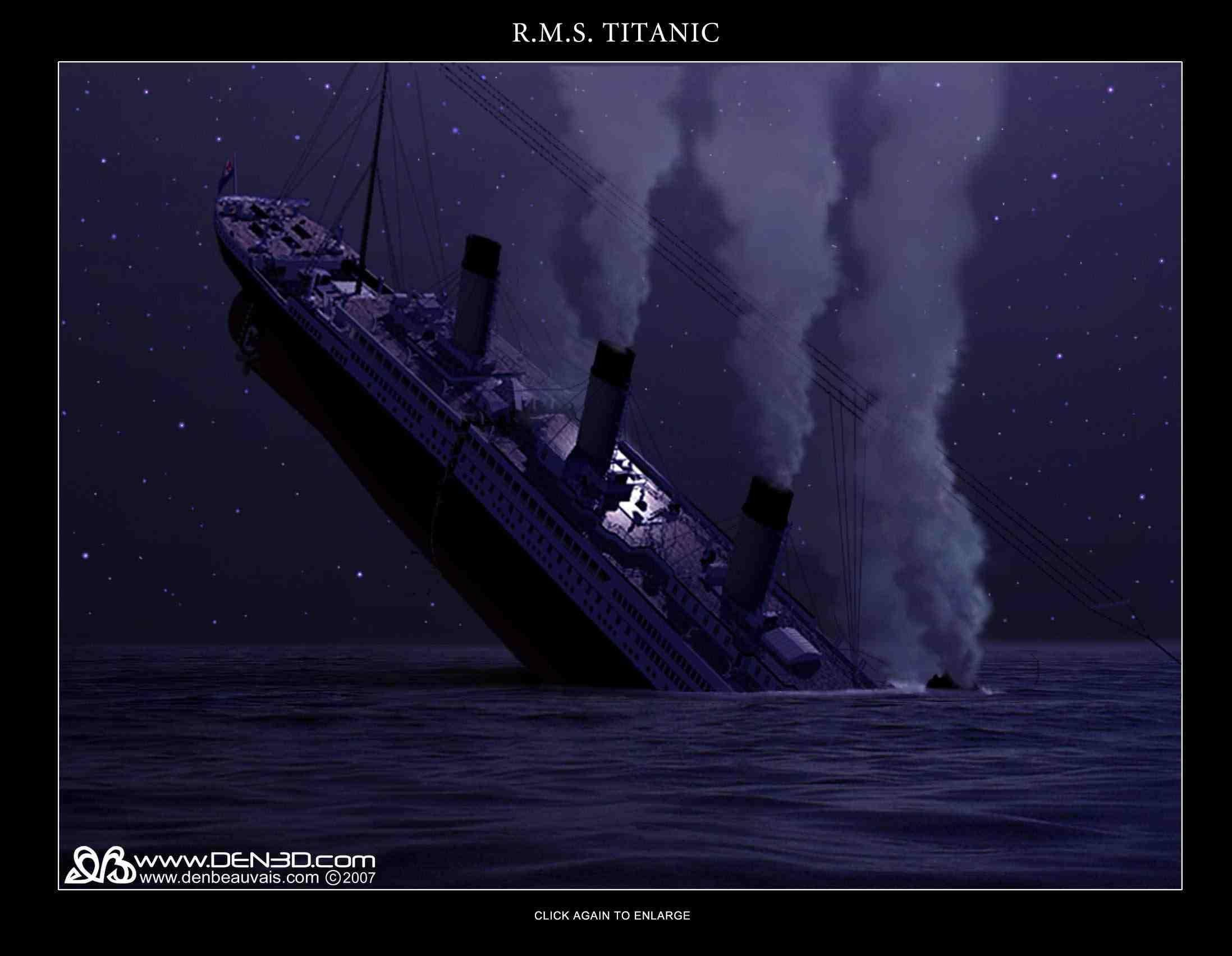 2195x1703 Titanic Stern Cracking