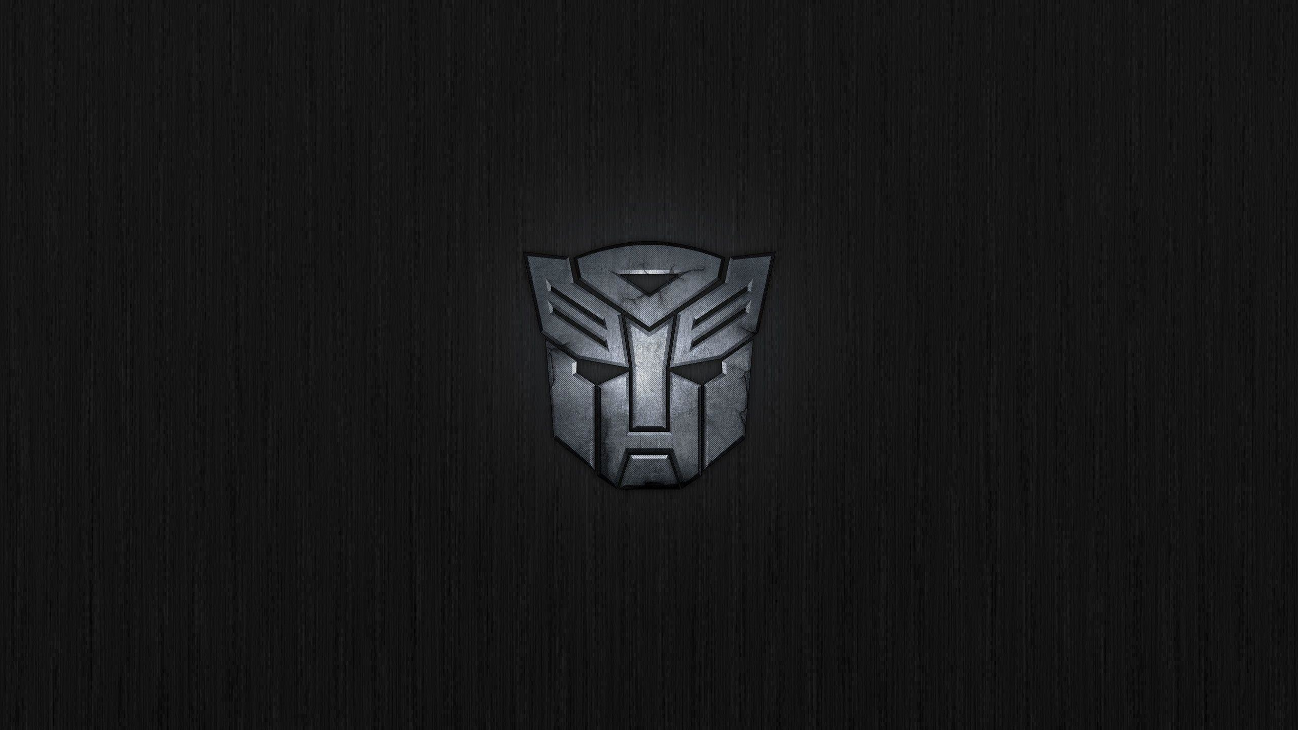 2560x1440 Download Free Transformers Autobot And Decepticon Logo 6 Wallpaper .
