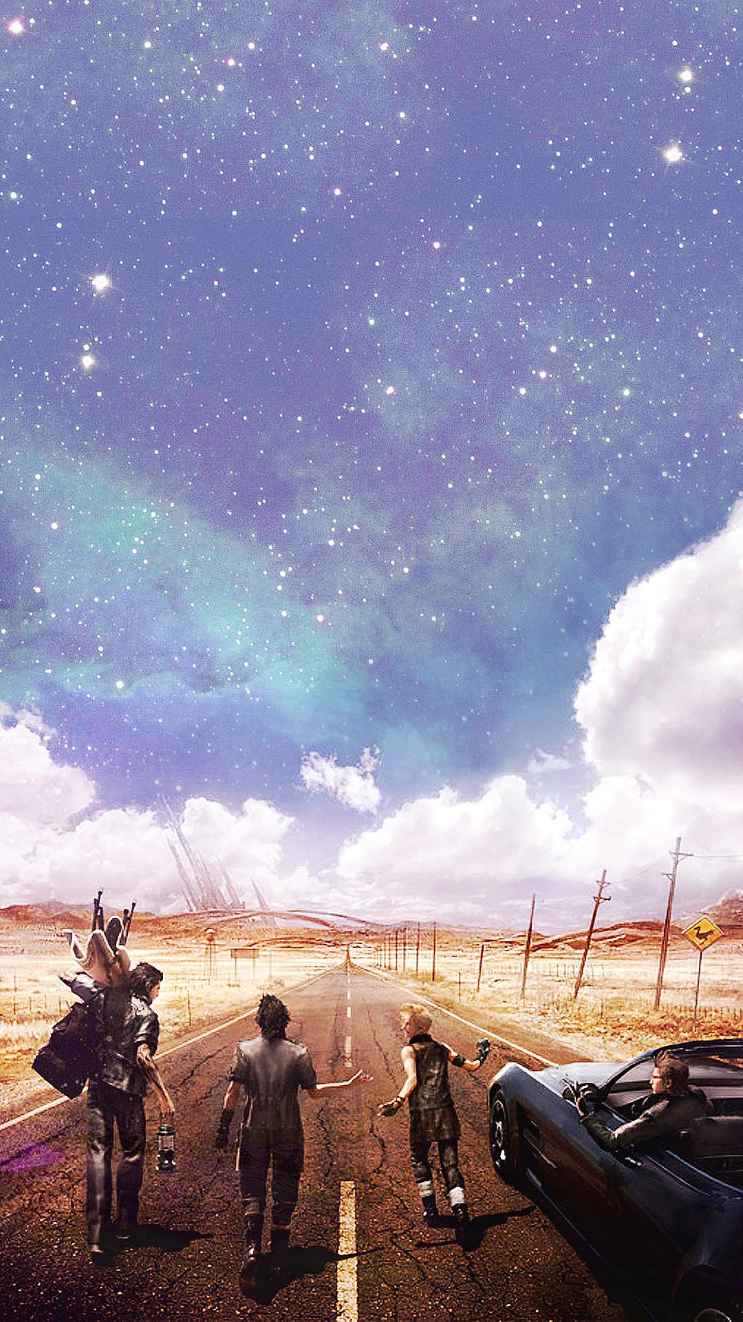 fini fantasy xv