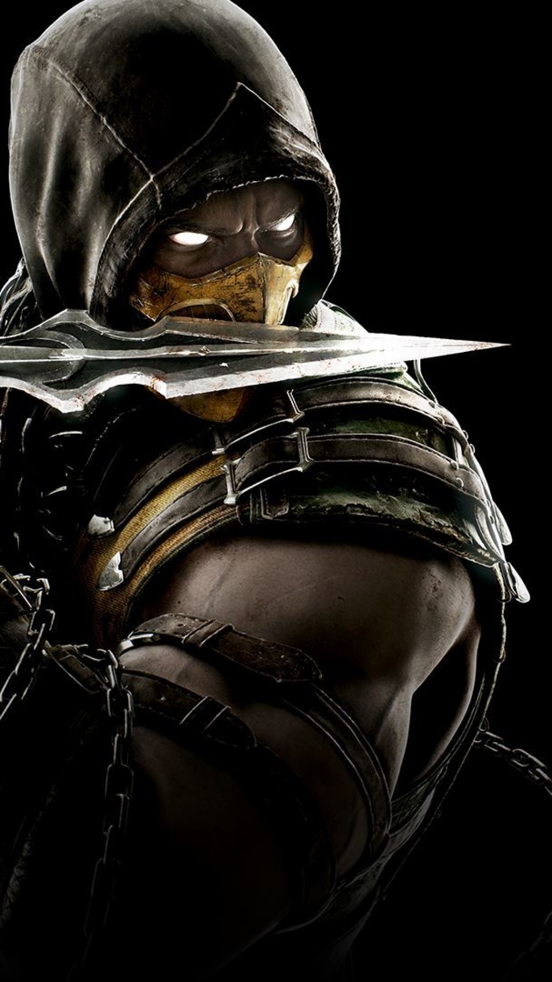 Mortal Kombat Scorpion Wallpapers (66+ images) - photo#41