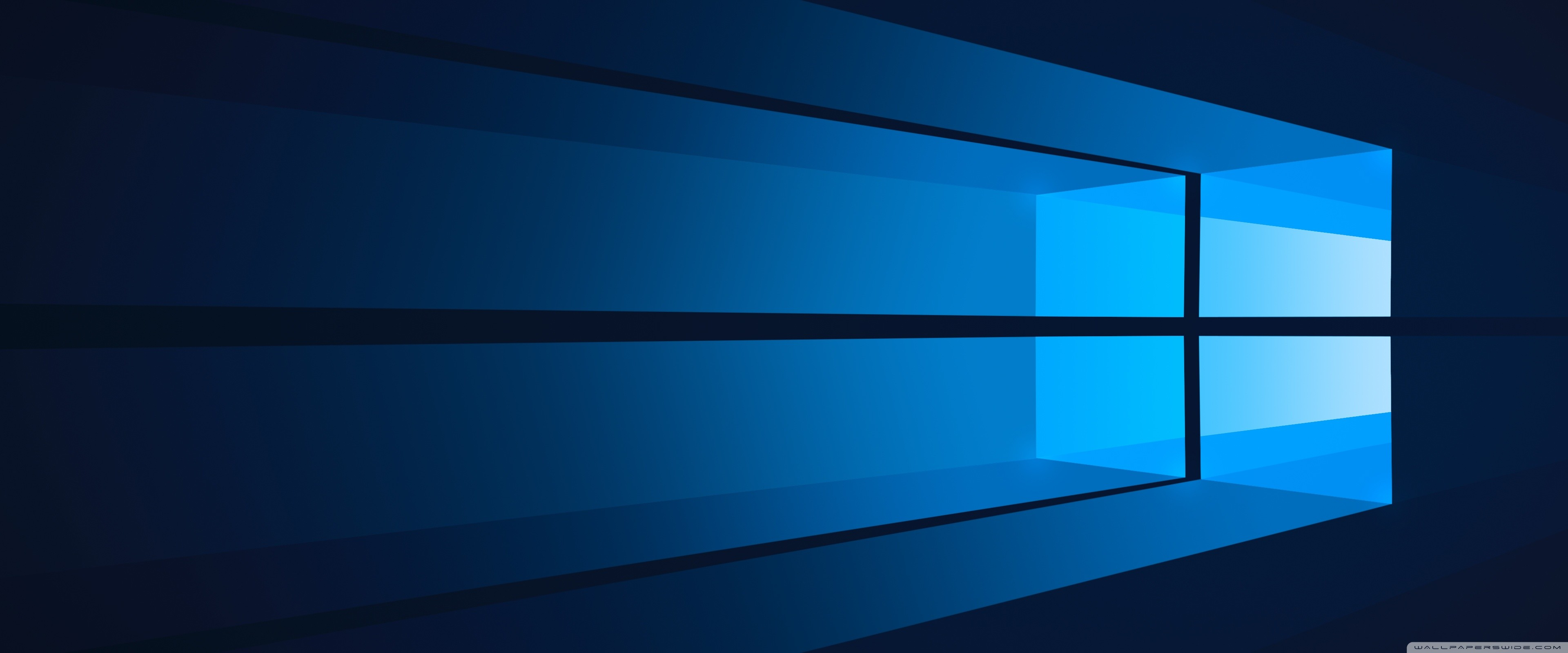 3840x1600 Flat Windows 10 HD desktop wallpaper : Widescreen .