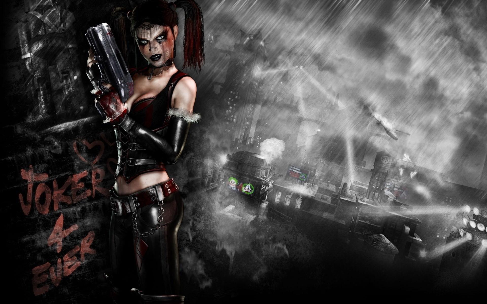 Harley Quinn Wallpaper HD 1080p (78+ Images