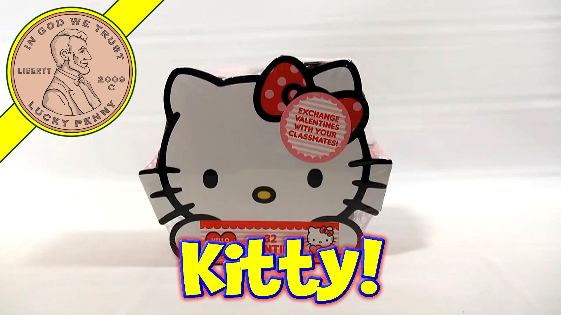 1920x1080 Hello Kitty Valentine's Day Box - 32 Valentines with 8 Cute Designs! -  YouTube