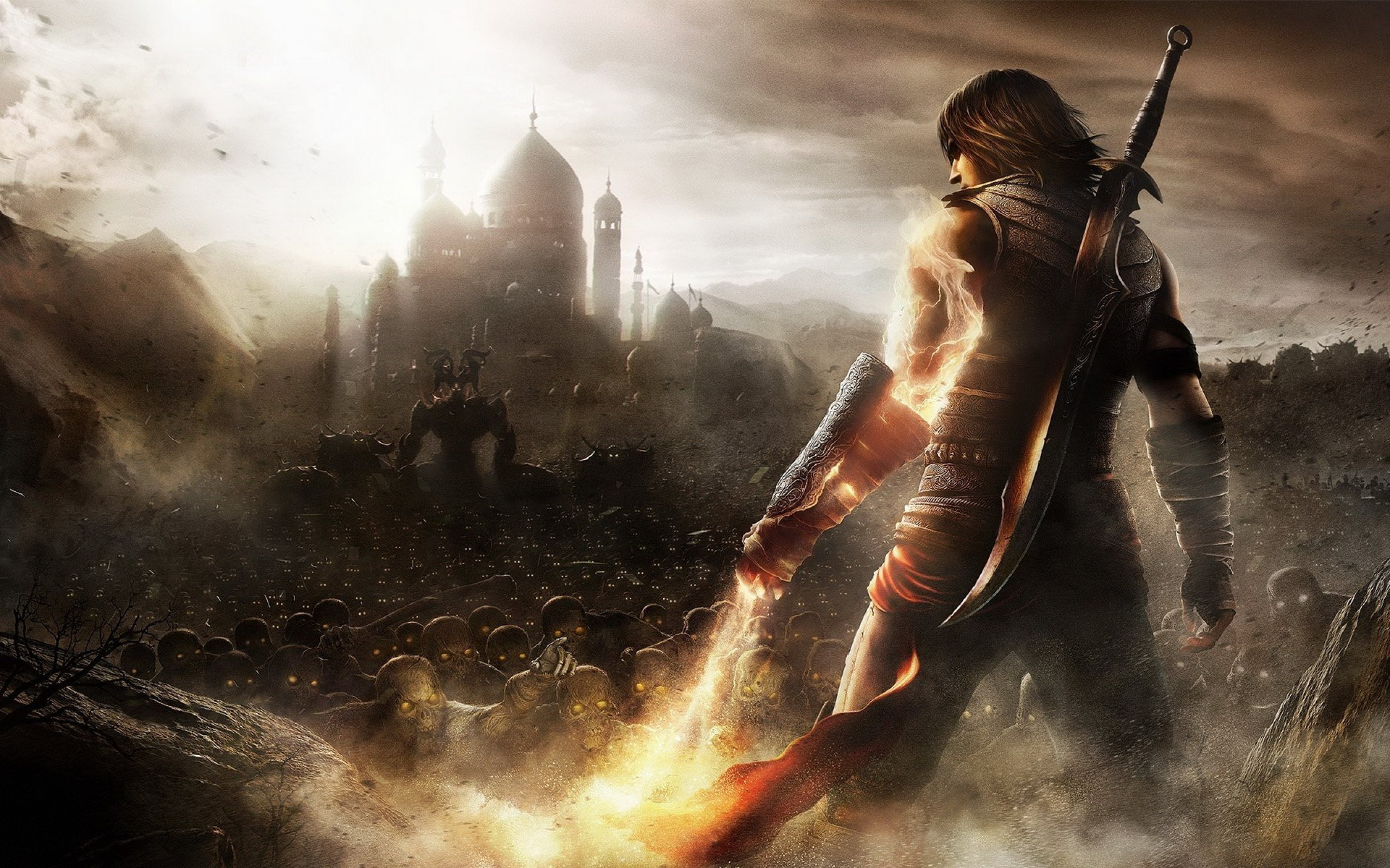 Prince Of Persia Warrior Within Wallpapers Widescreen
