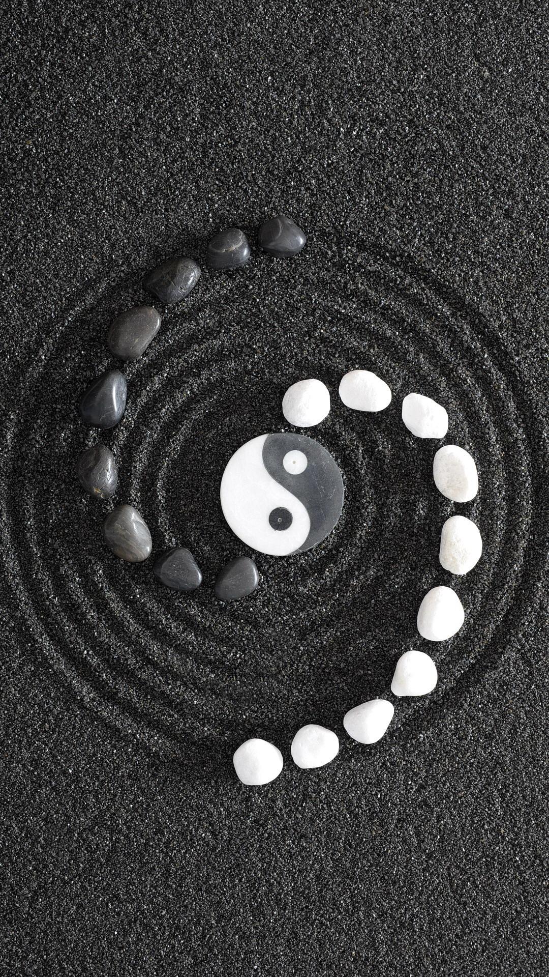 Cool yin yang wallpaper 61 images - Yin and yang wallpaper ...