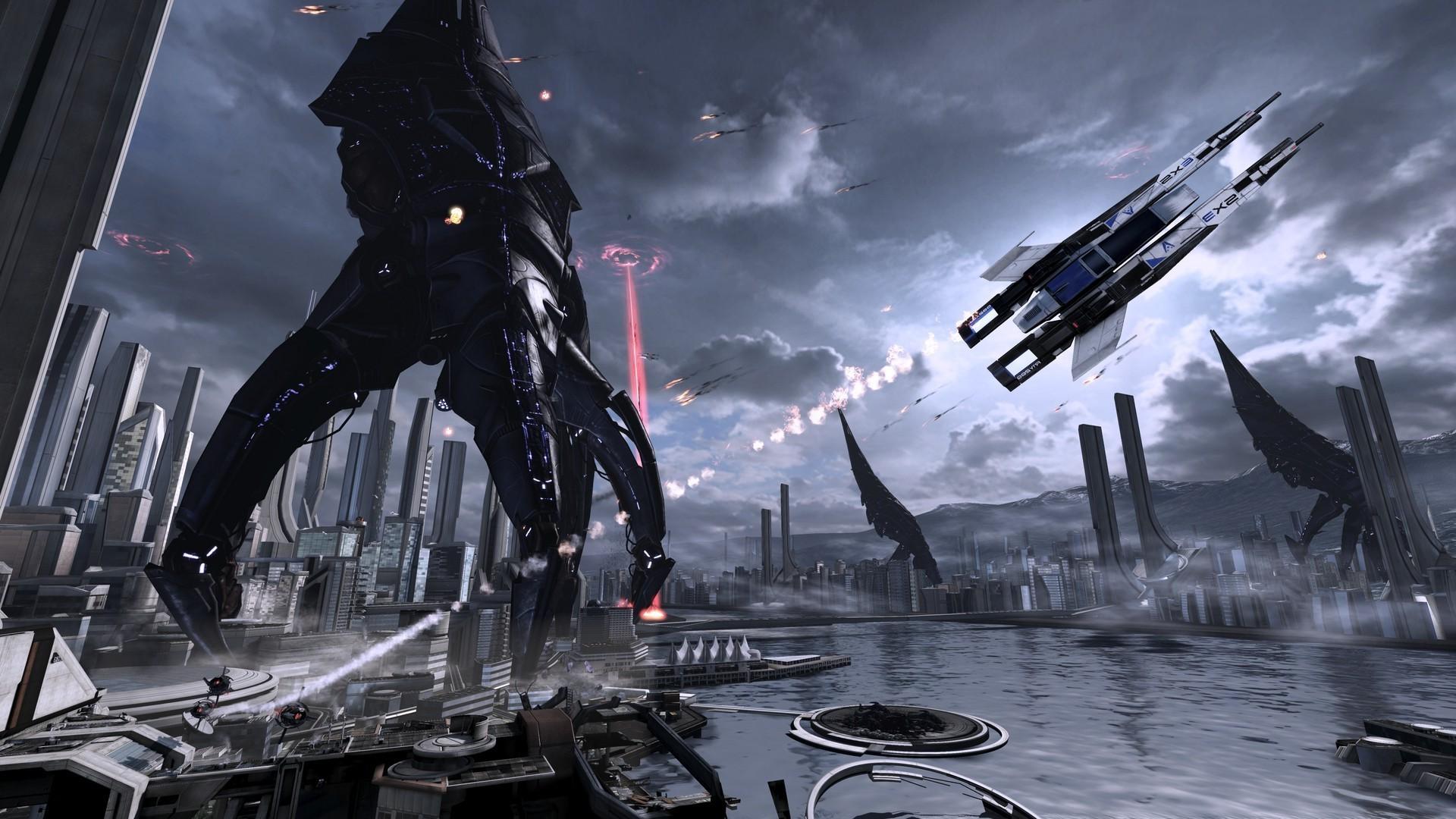 Mass Effect Desktop Wallpaper 72 Images