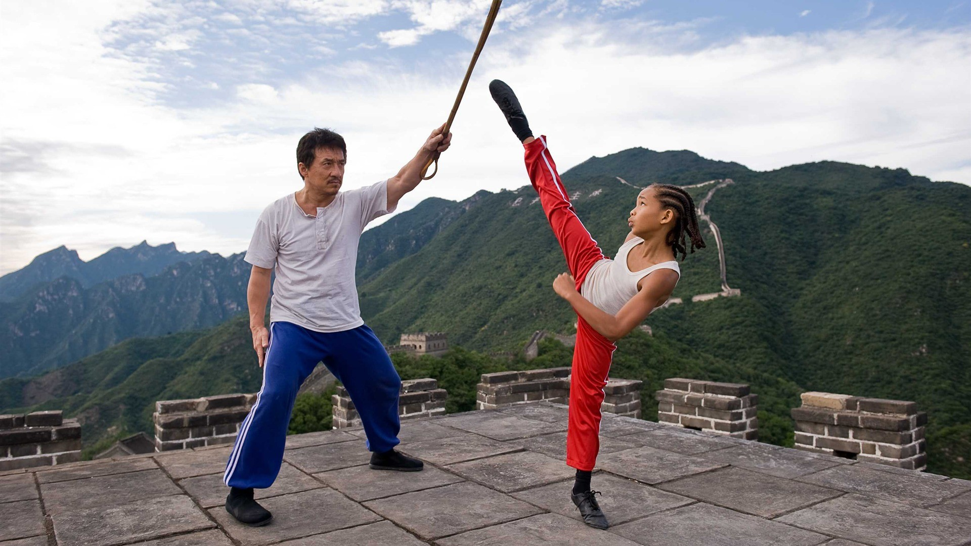 download karate kid movie for mobile