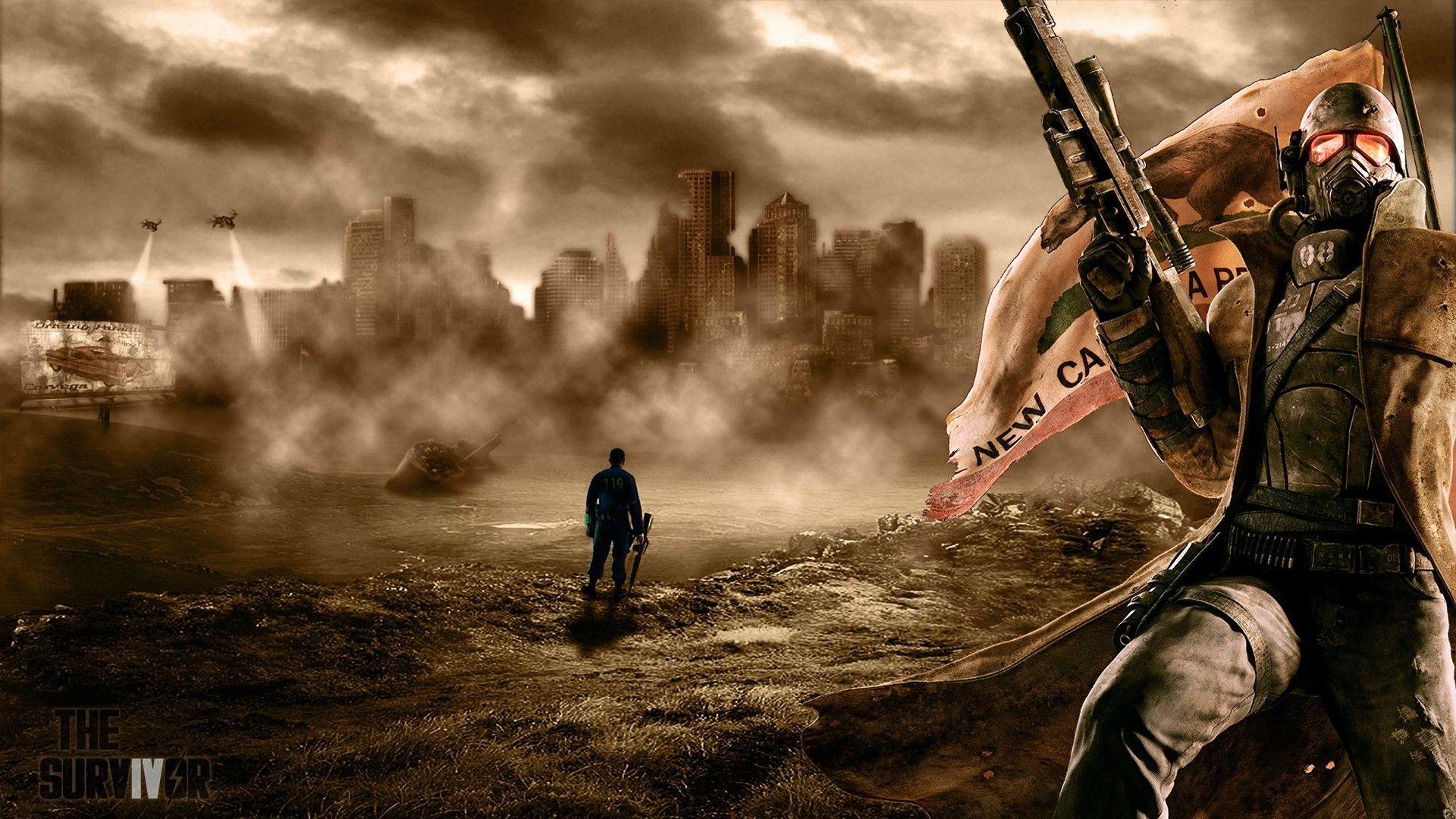 Fallout desktop wallpapers