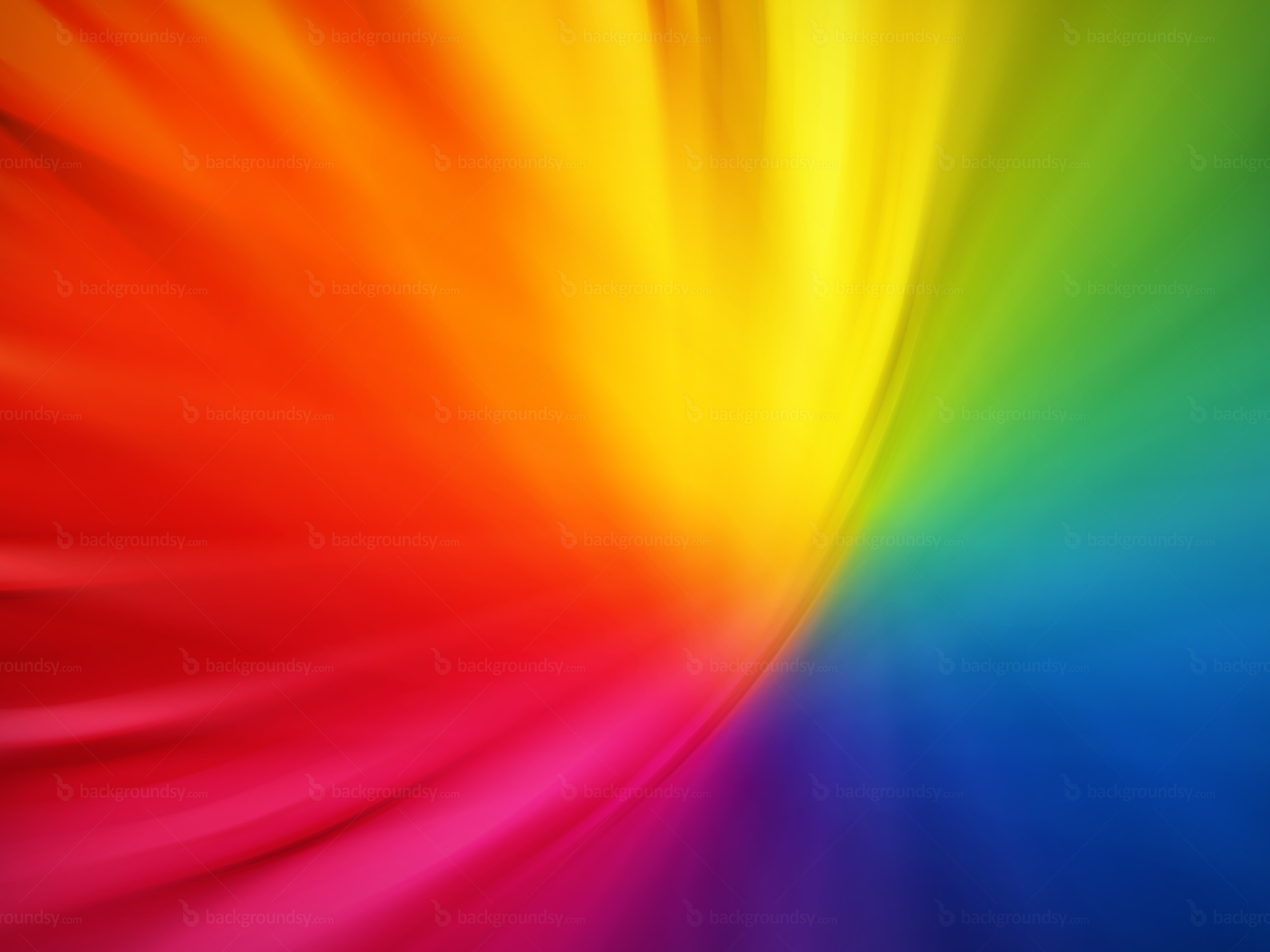 Rainbow Background Wallpaper (61+ Images