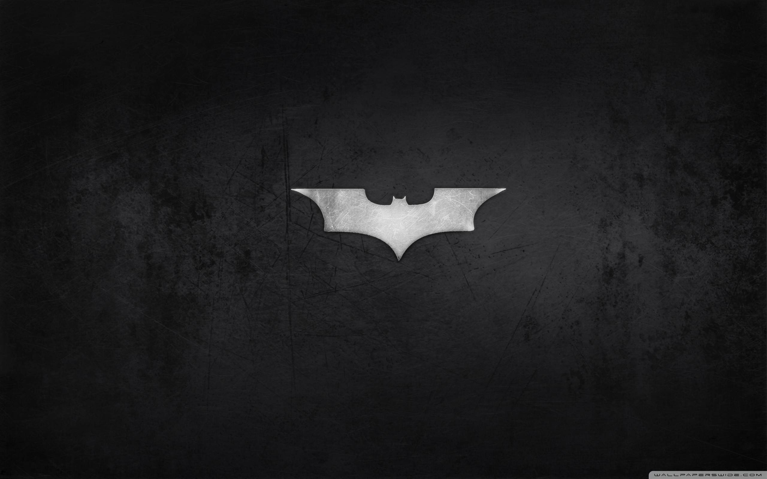 2560x1600 Batman Logo HD Wide Wallpaper for 4K UHD Widescreen desktop & smartphone