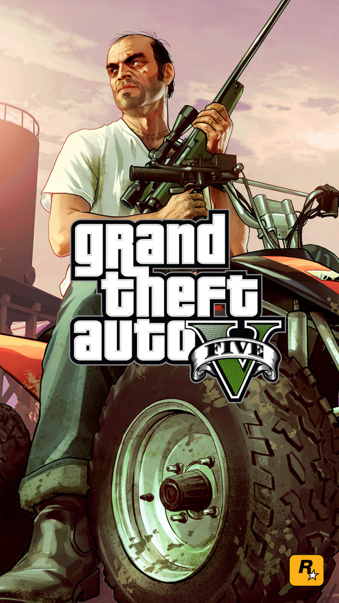 Gta 5 iphone wallpaper 75 images - Gta v wallpaper ...