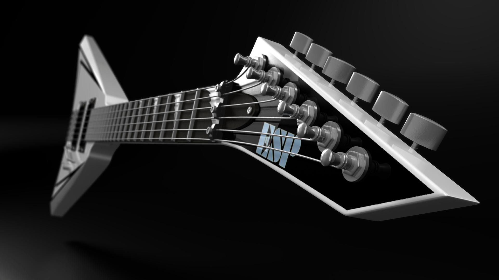 Esp Guitars Wallpaper (59+ images)