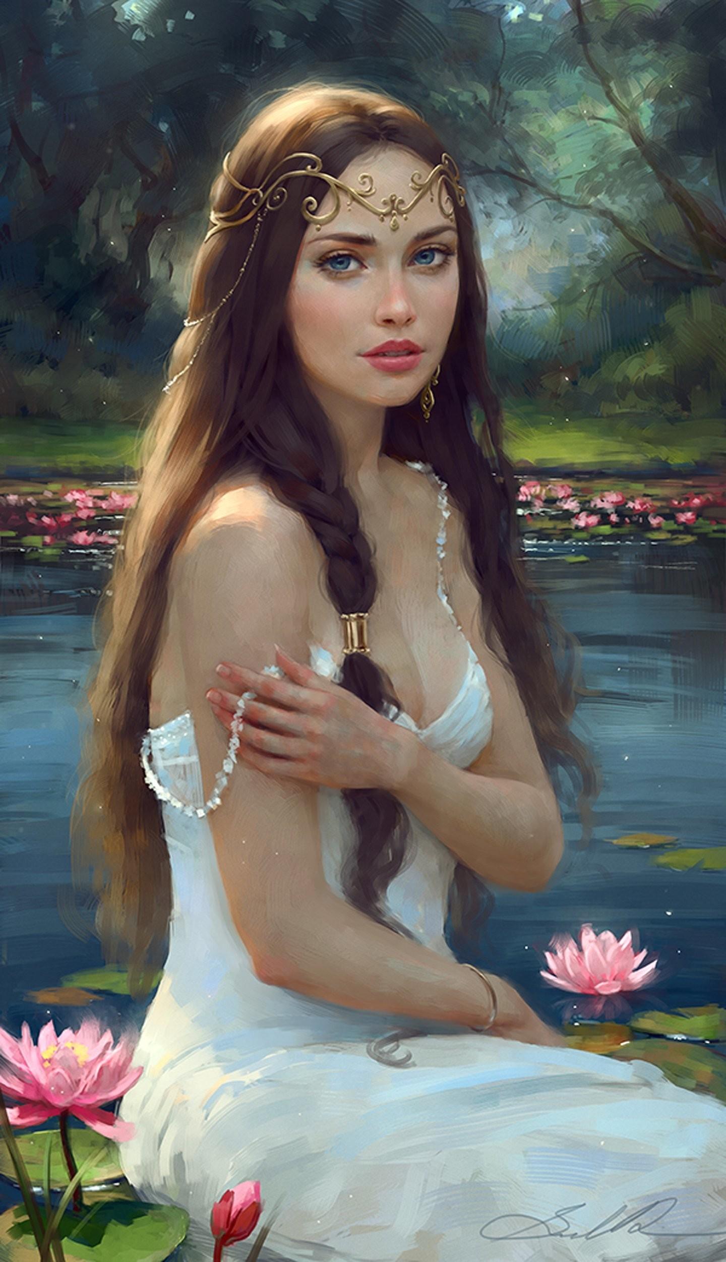 Fantasy Princess Wallpaper (78+ Images