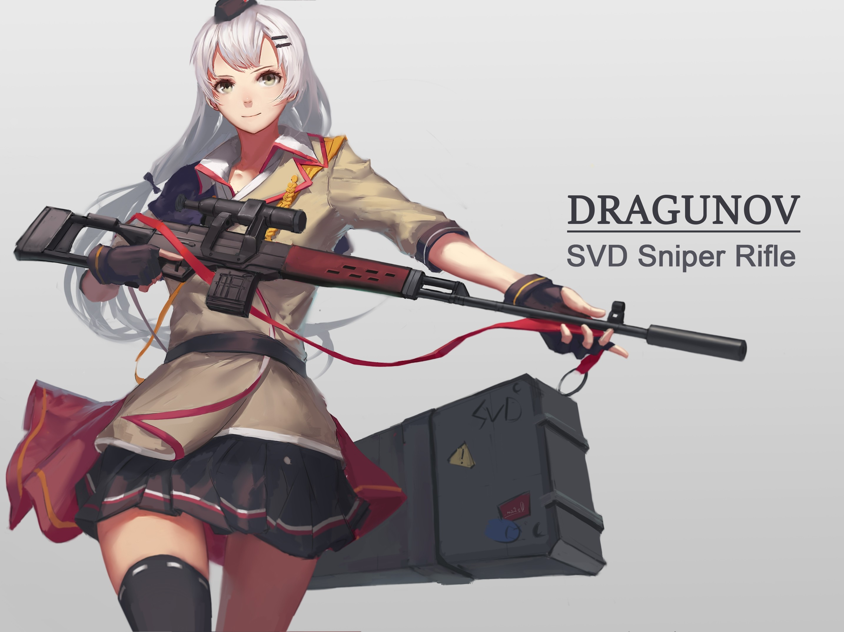 anime sniper wallpaper (62+ images)