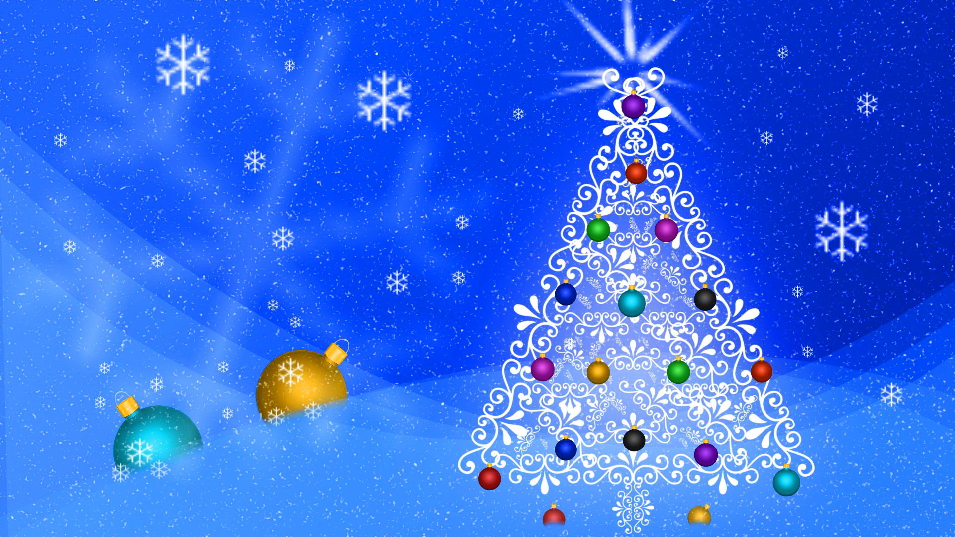 1920x1080 Cute christmas desktop backgrounds