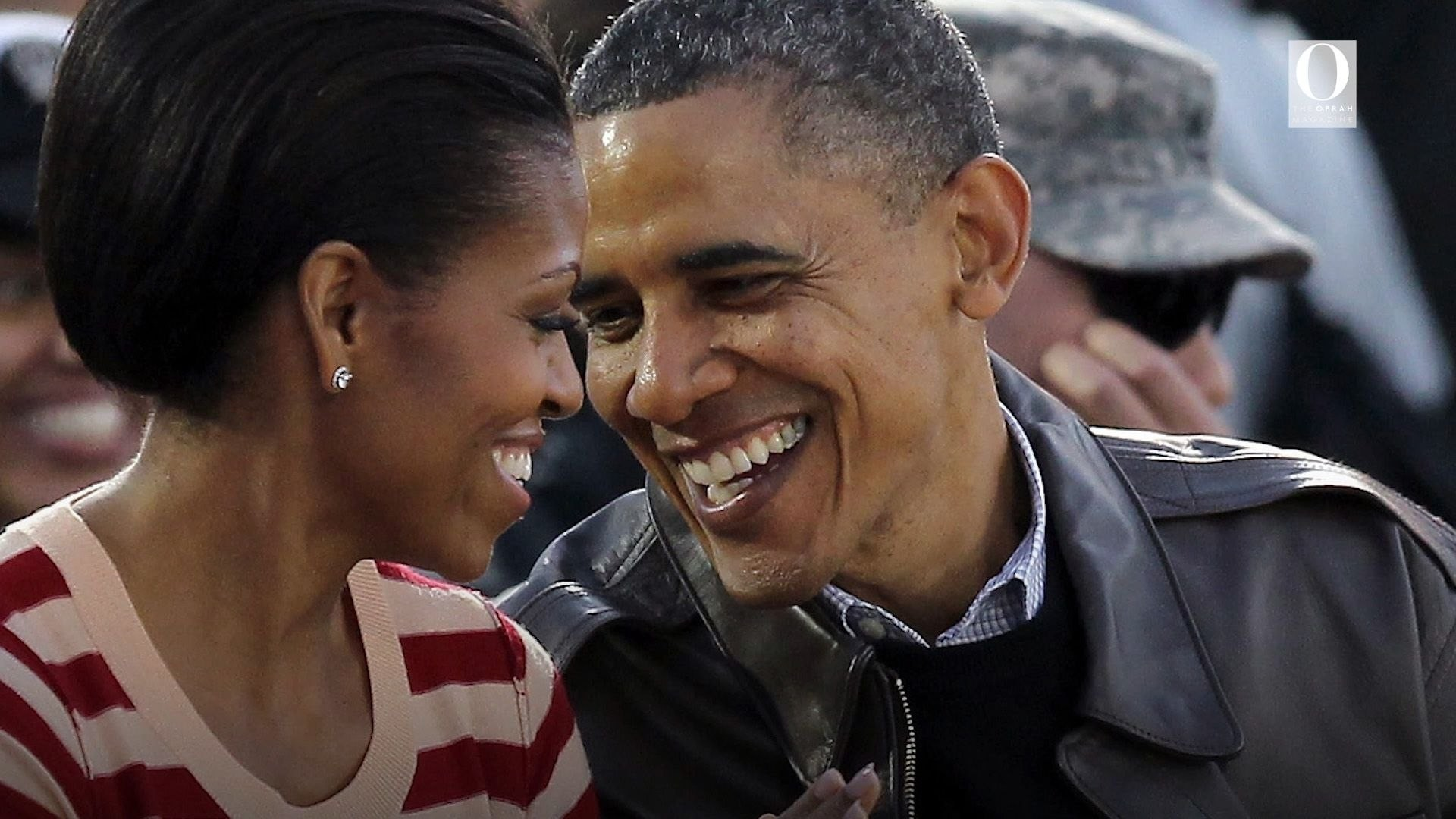 1920x1080 All the times Michelle & Barack Obama made us believe in soul mates