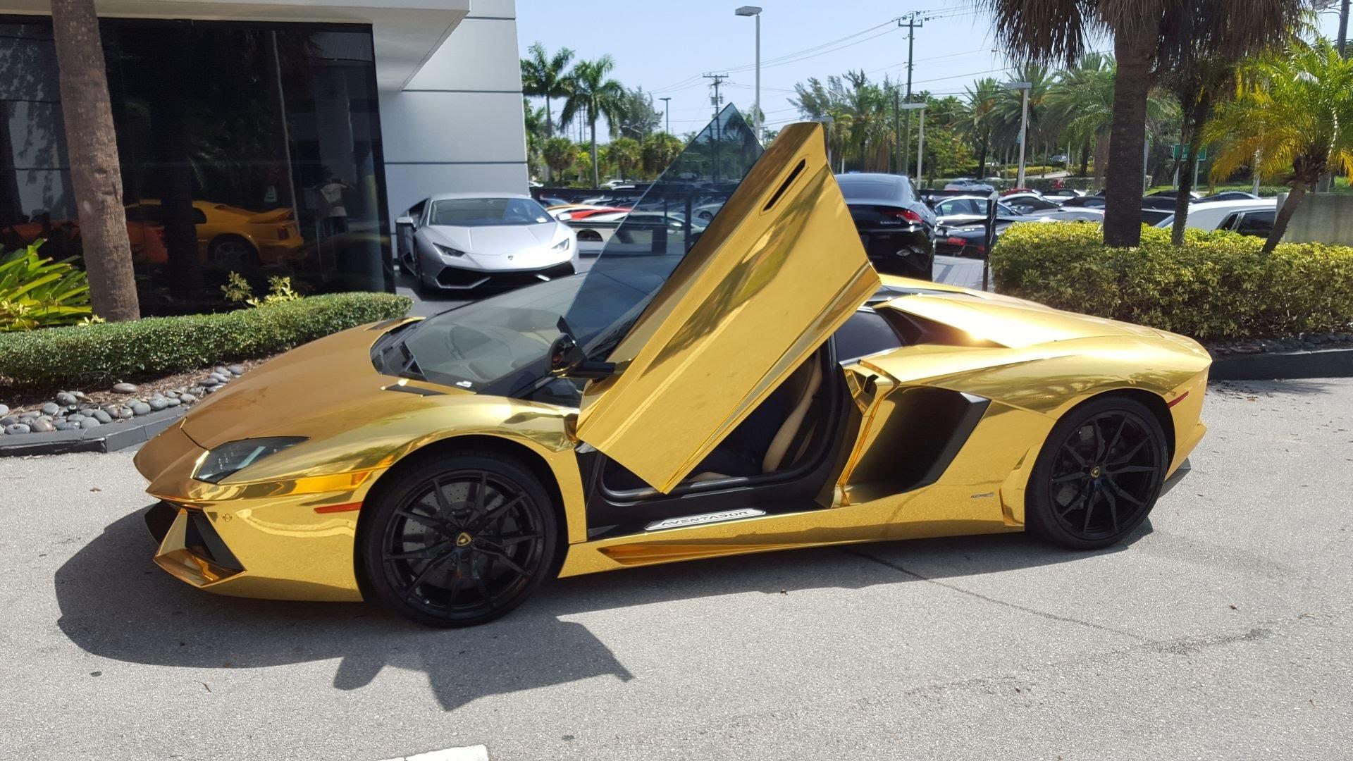Lamborghini Veneno Gold Wallpaper | allofpicts for Lamborghini Veneno Gold  70ref