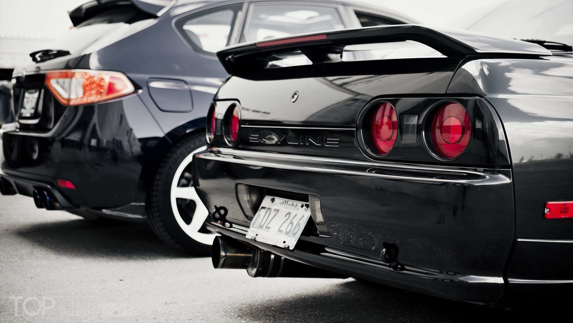 2000x1130 Nissan Skyline R32 Hd Wallpapers