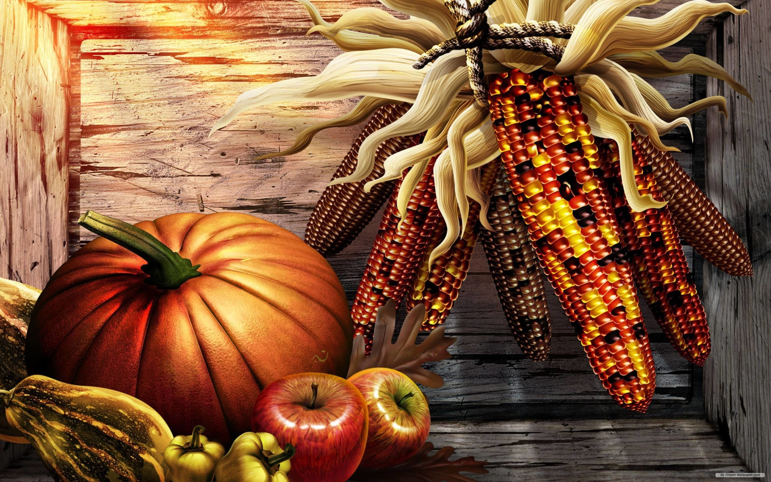 2560x1600 Free Wallpaper - Free Holiday wallpaper - Thanksgiving Day .