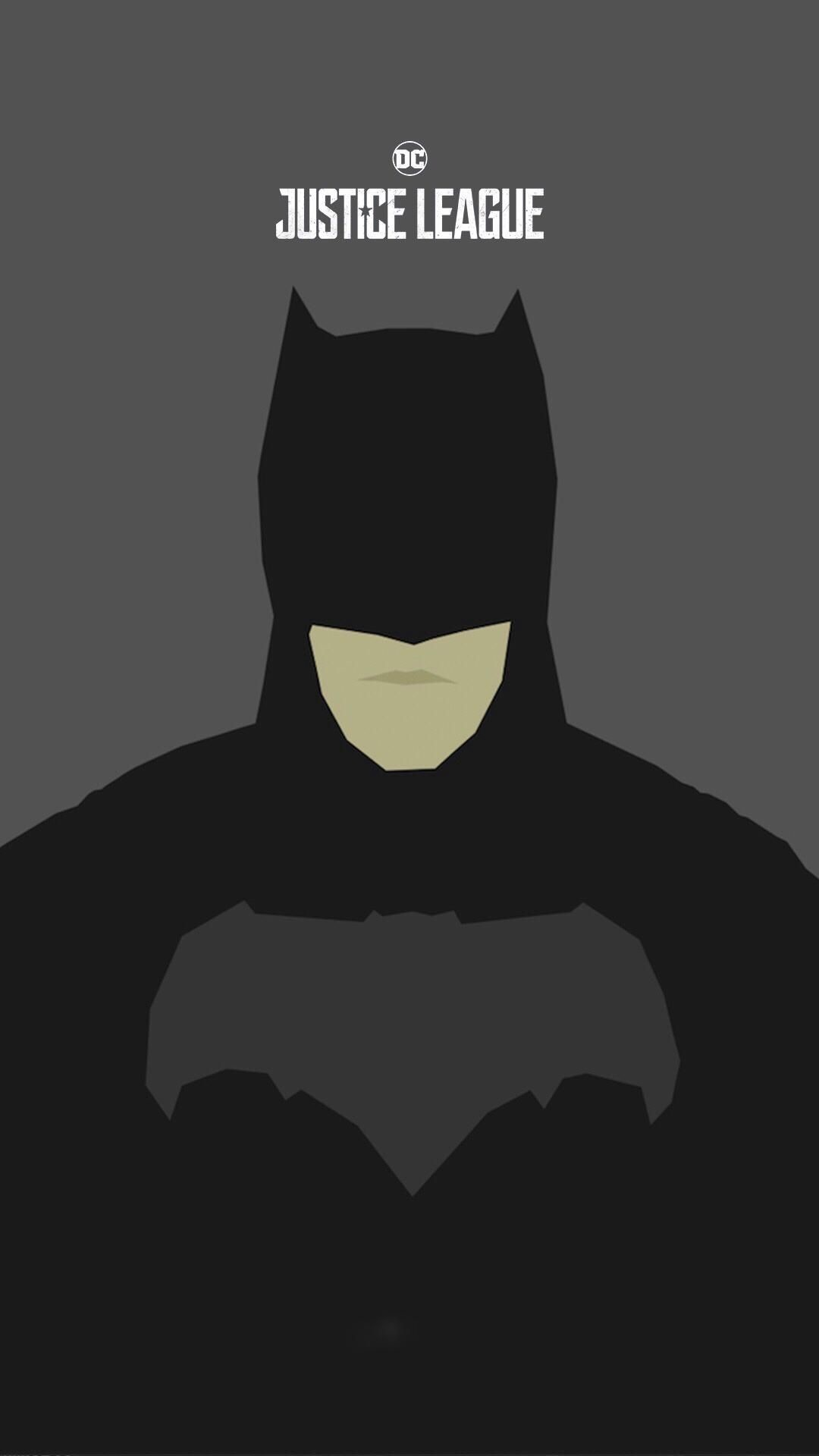 1080x1920 DC Justice League: Batman Download at: http://www.myfavwallpaper.